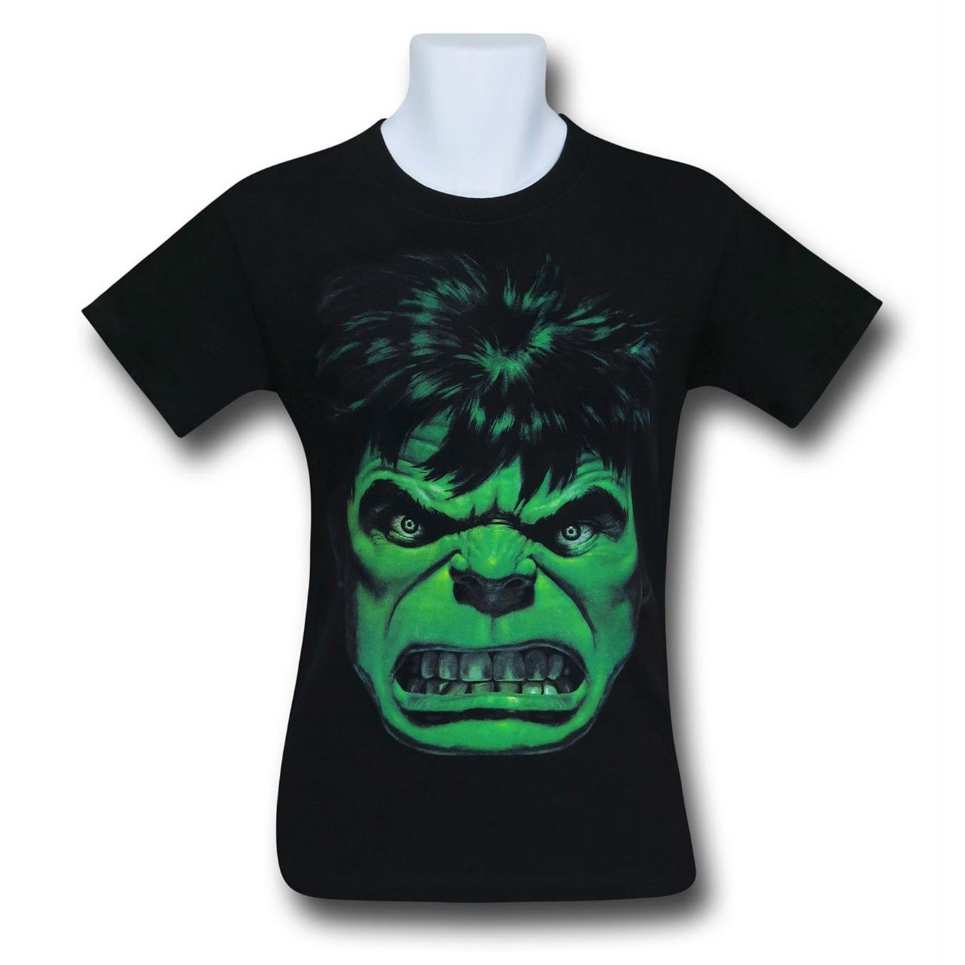 "HULK ""GIMME GREEN PIE"" Angry Face T-Shirt"