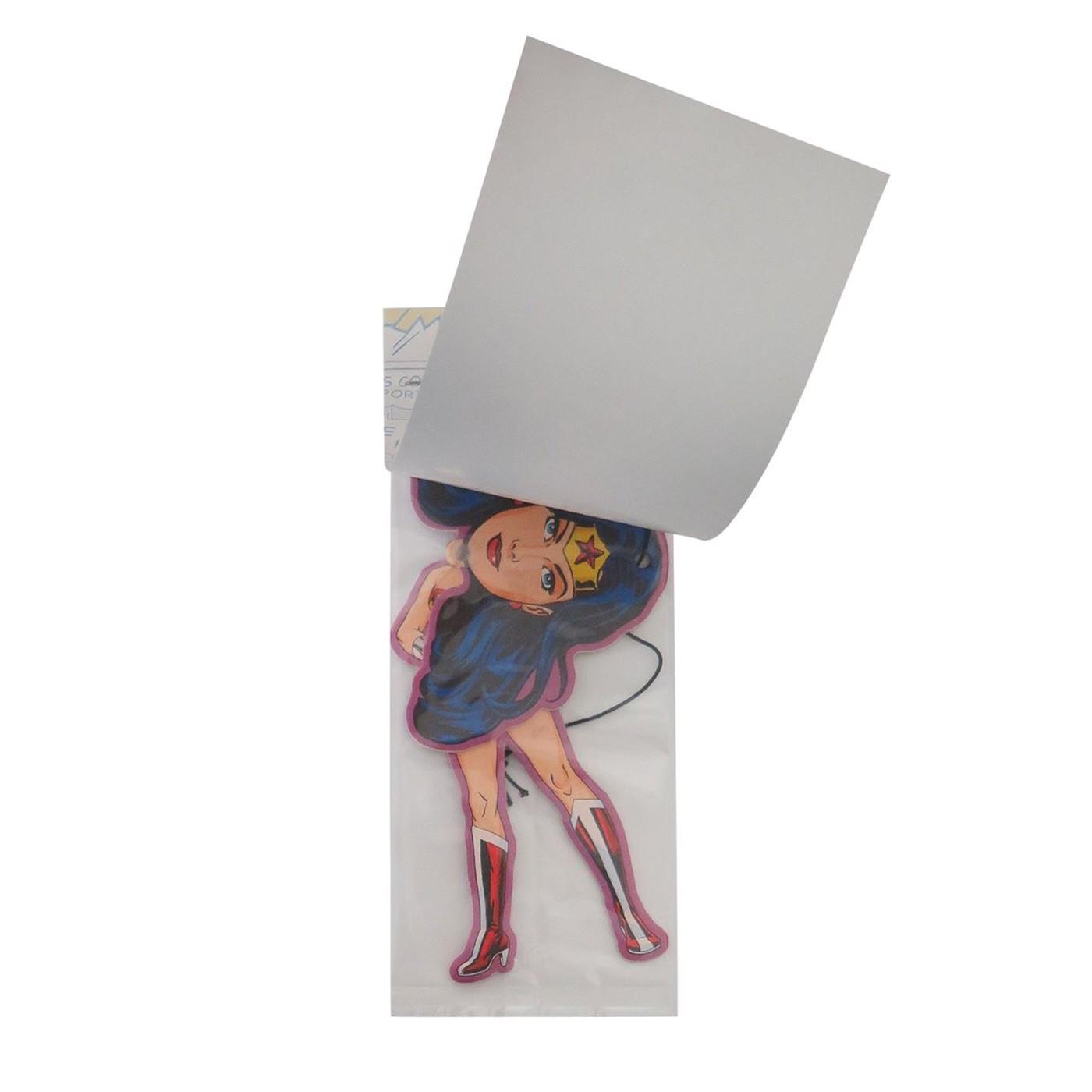 Wonder Woman Wiggle Vanilla Air Freshener
