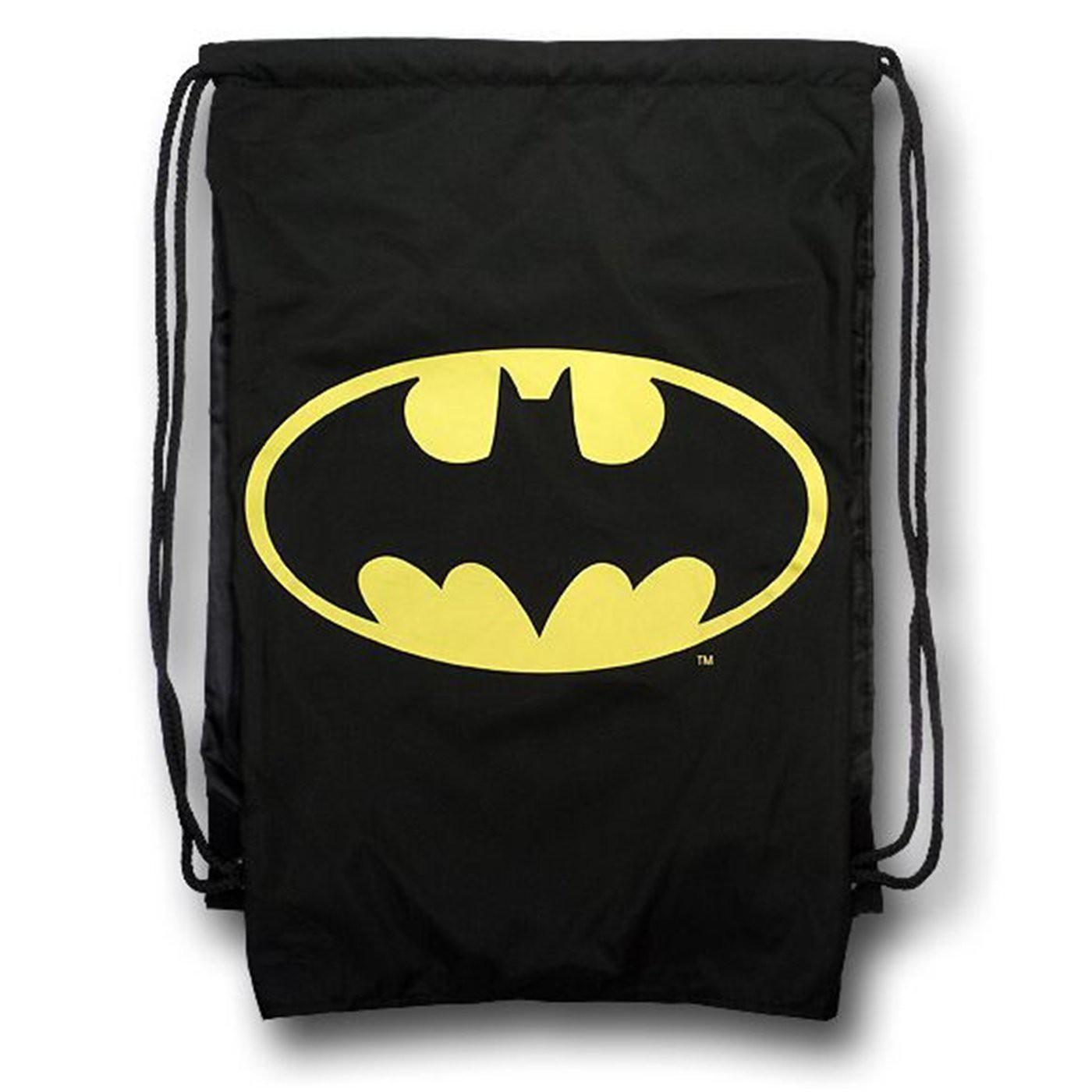 Batman Caped Backsack