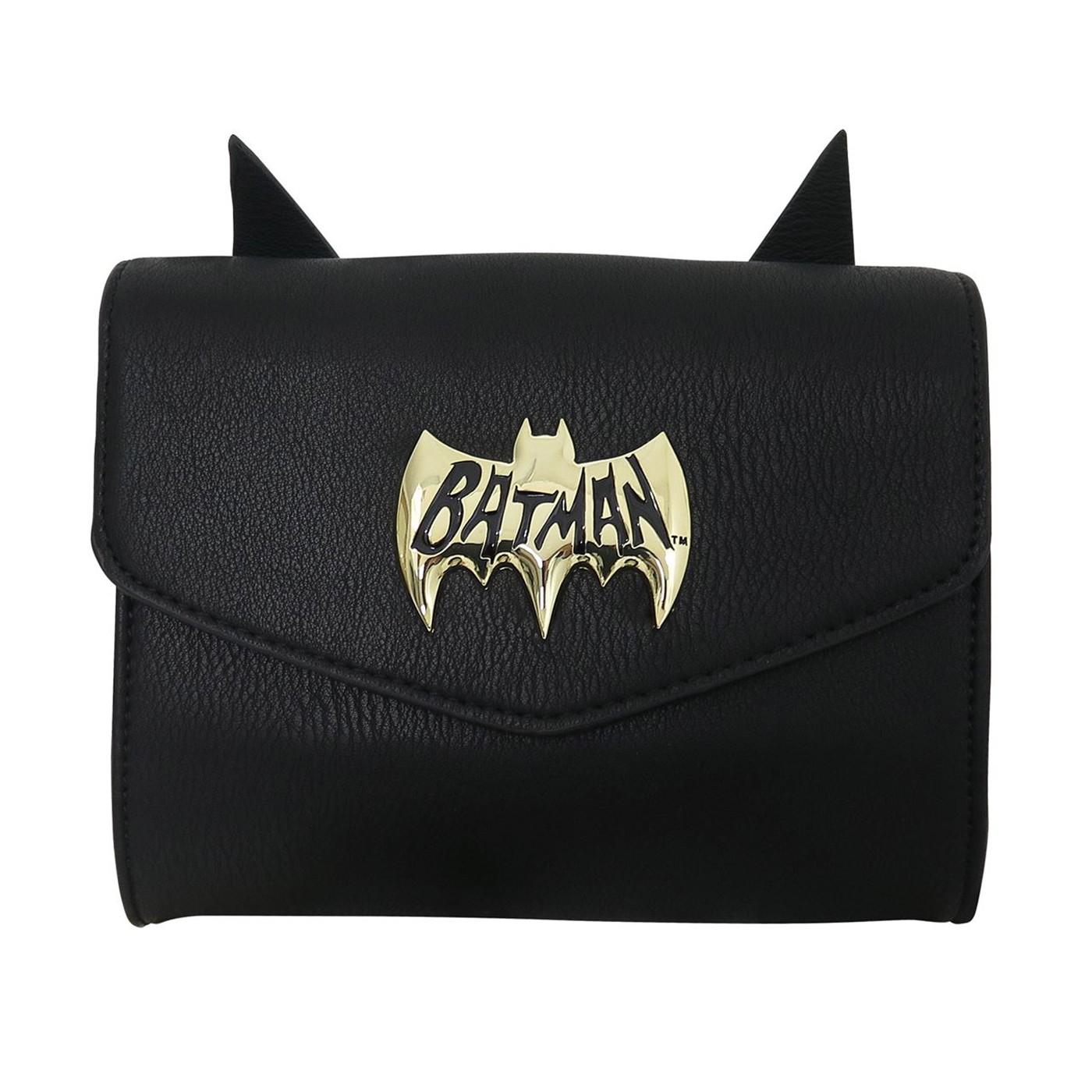 Adam West Batman Sidekick Cross-Body Bag