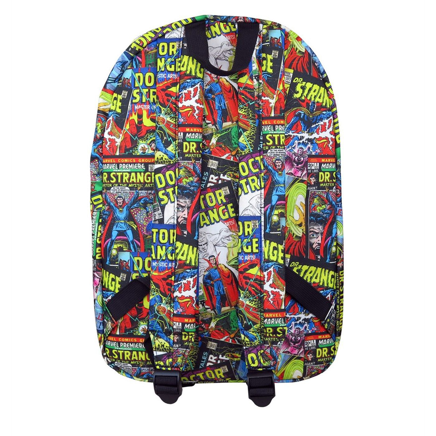 Dr. Strange Comic Cover Mosaic Backpack