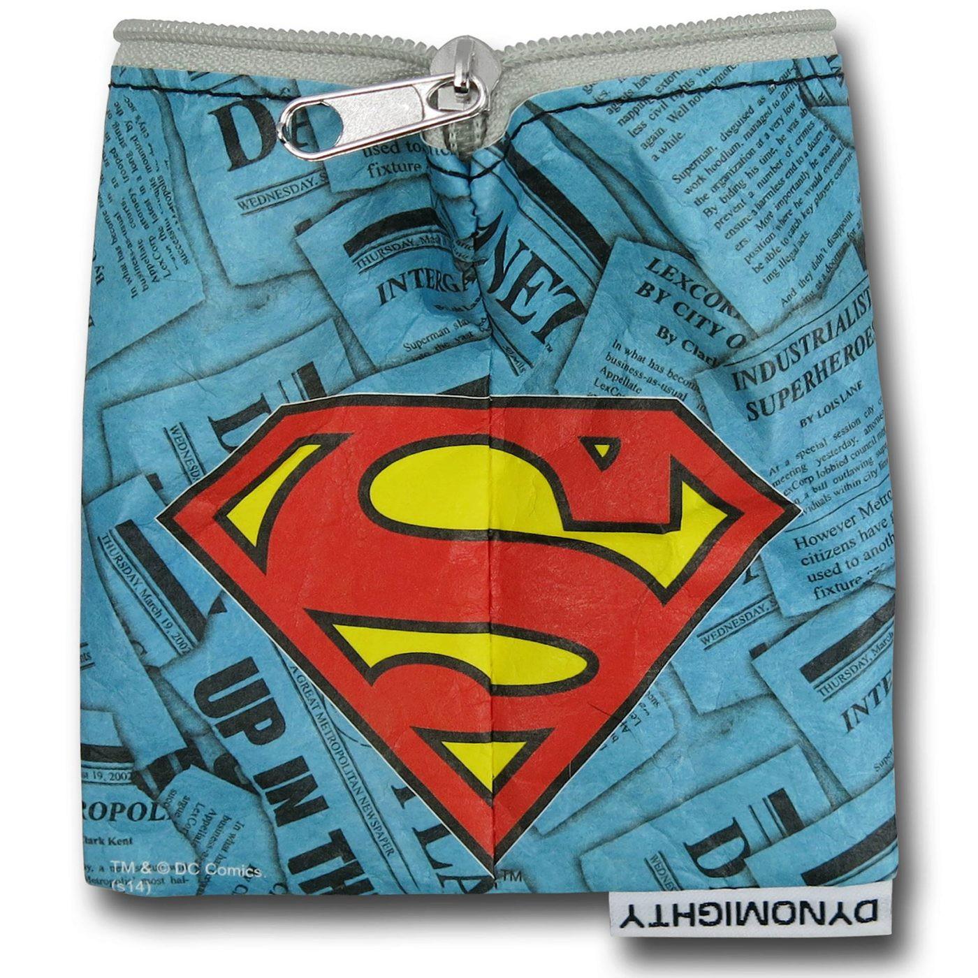 Superman Mighty Stash Bag