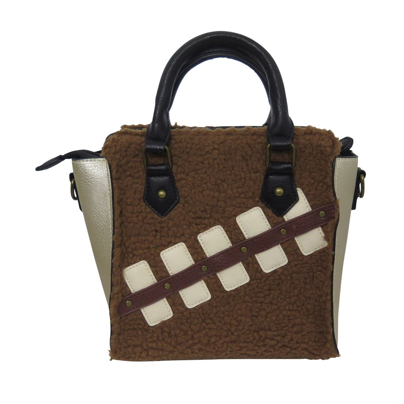 Star Wars Last Jedi Chewie & Porg Women's Mini Handbag