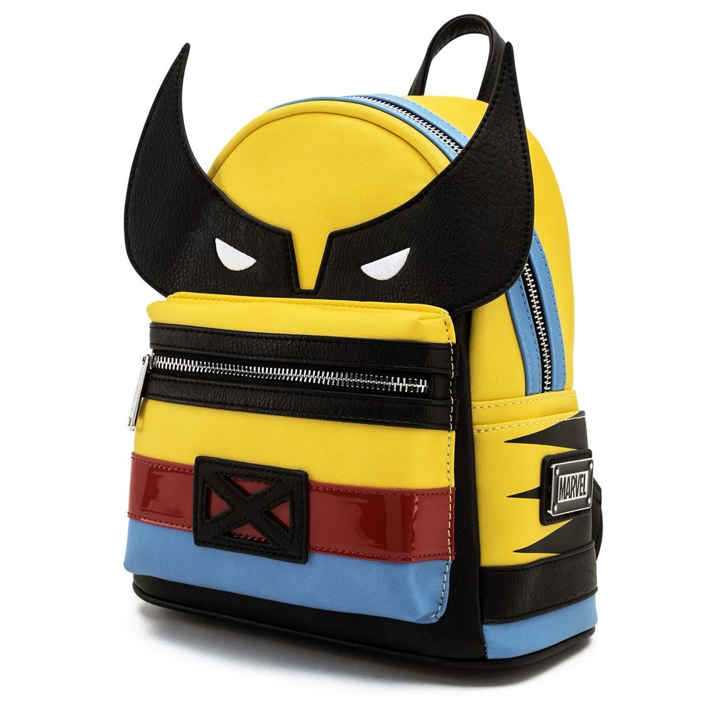 X-Men Wolverine Cosplay Mini Backpack