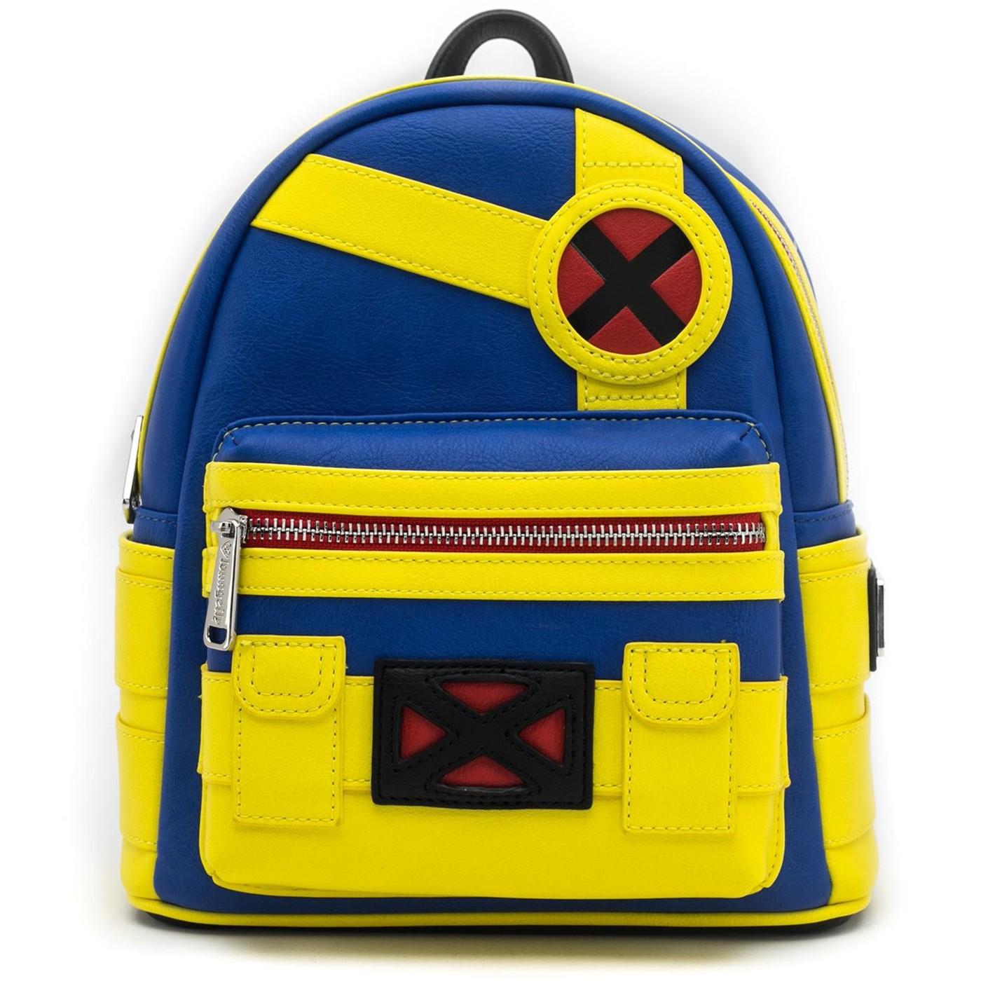 X-Men Cyclops Cosplay Mini Backpack