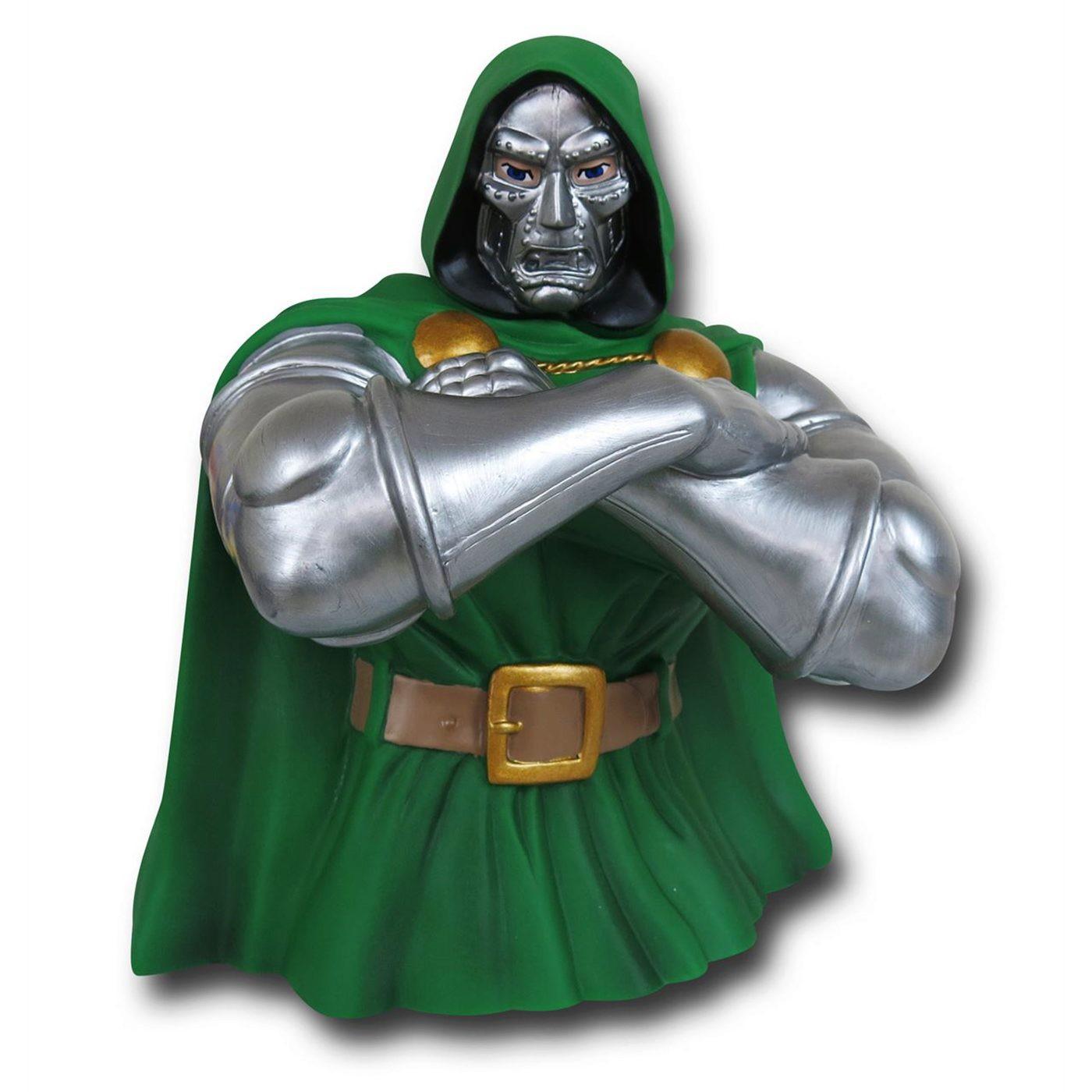 Dr. Doom Bust Bank