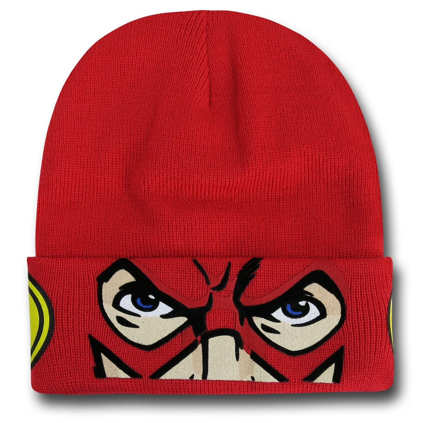 Flash Cuff Flock Mask Beanie