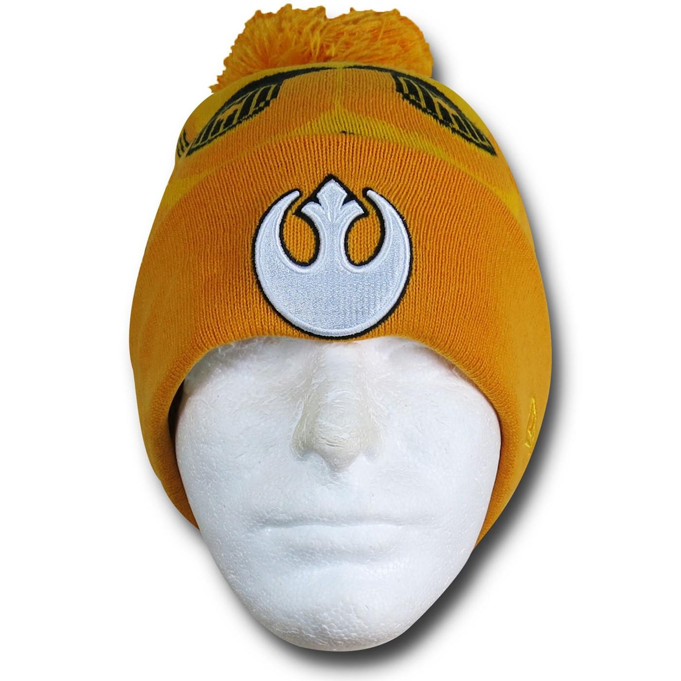 Star Wars C3PO Biggie Beanie