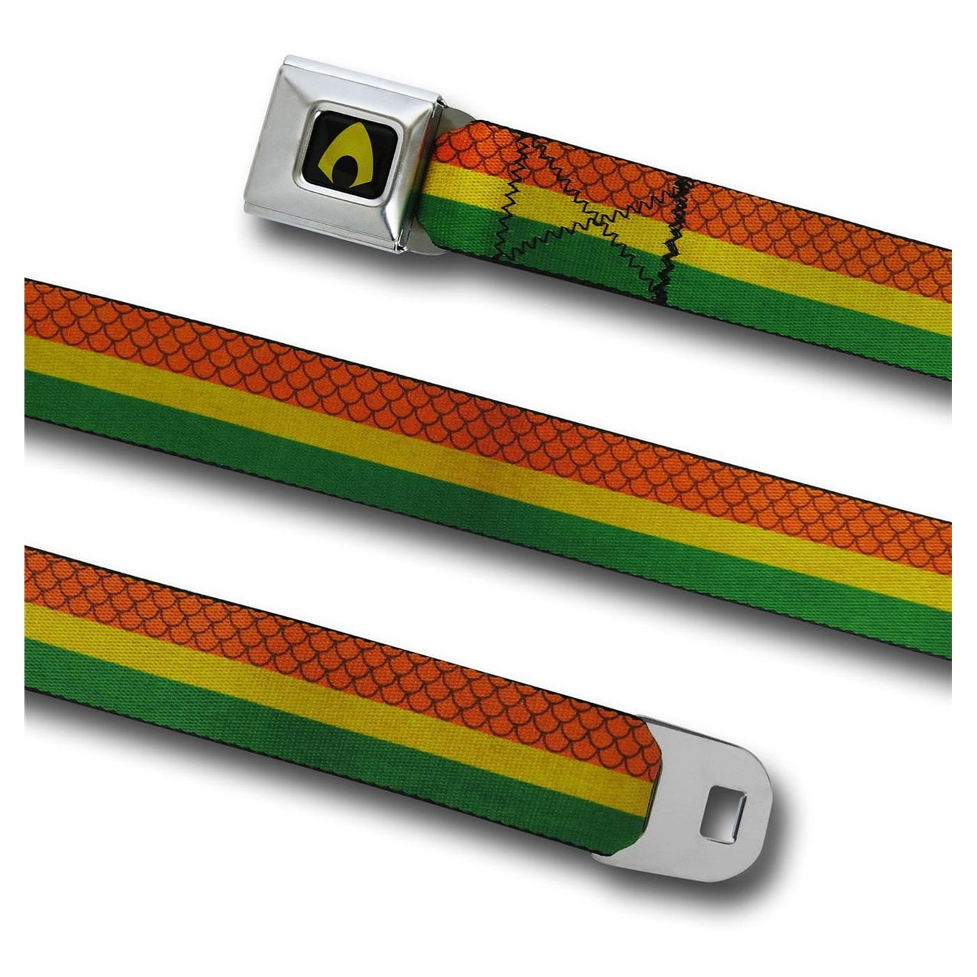 Aquaman Costume Seatbelt Belt