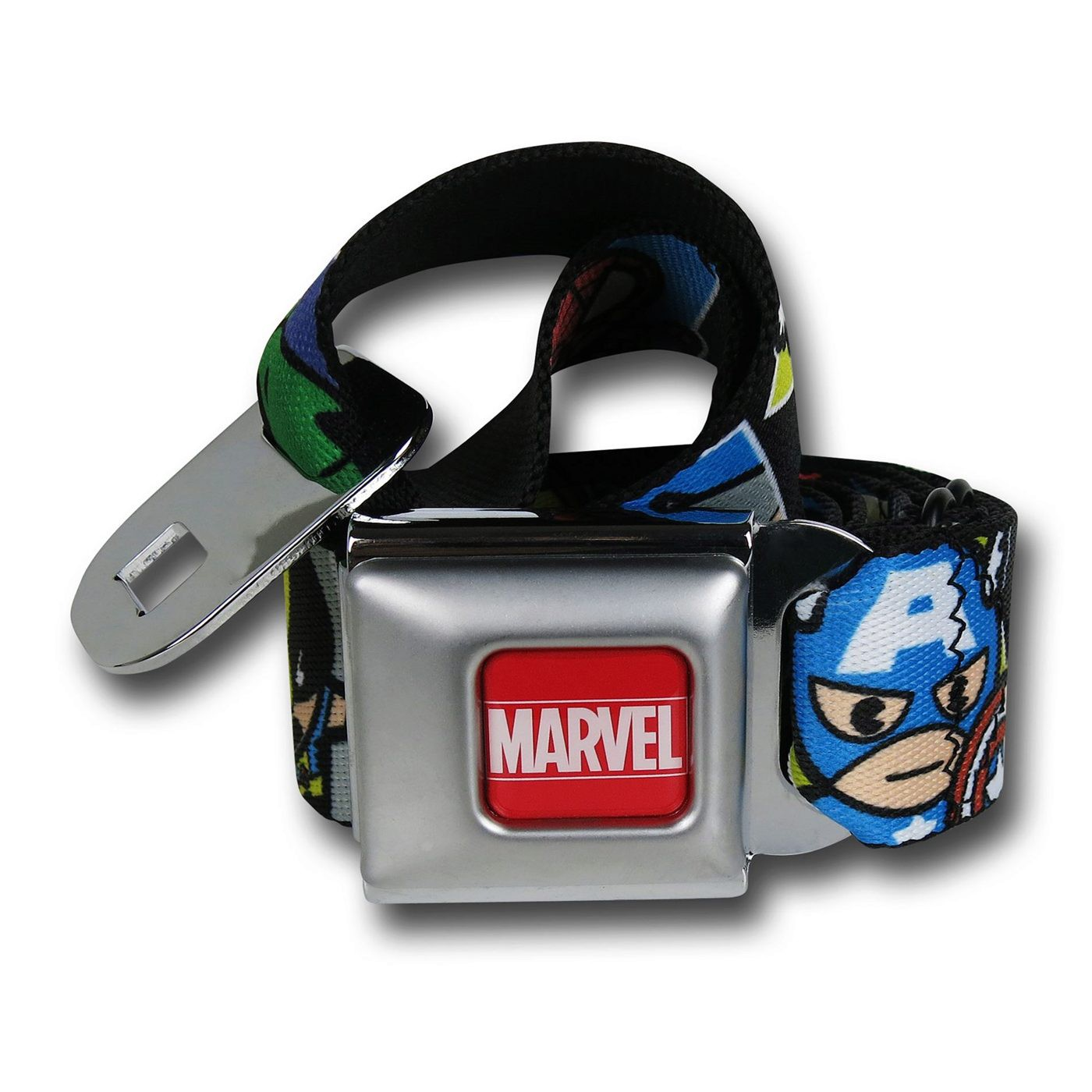 Marvel Kawaii Seatbelt Belt