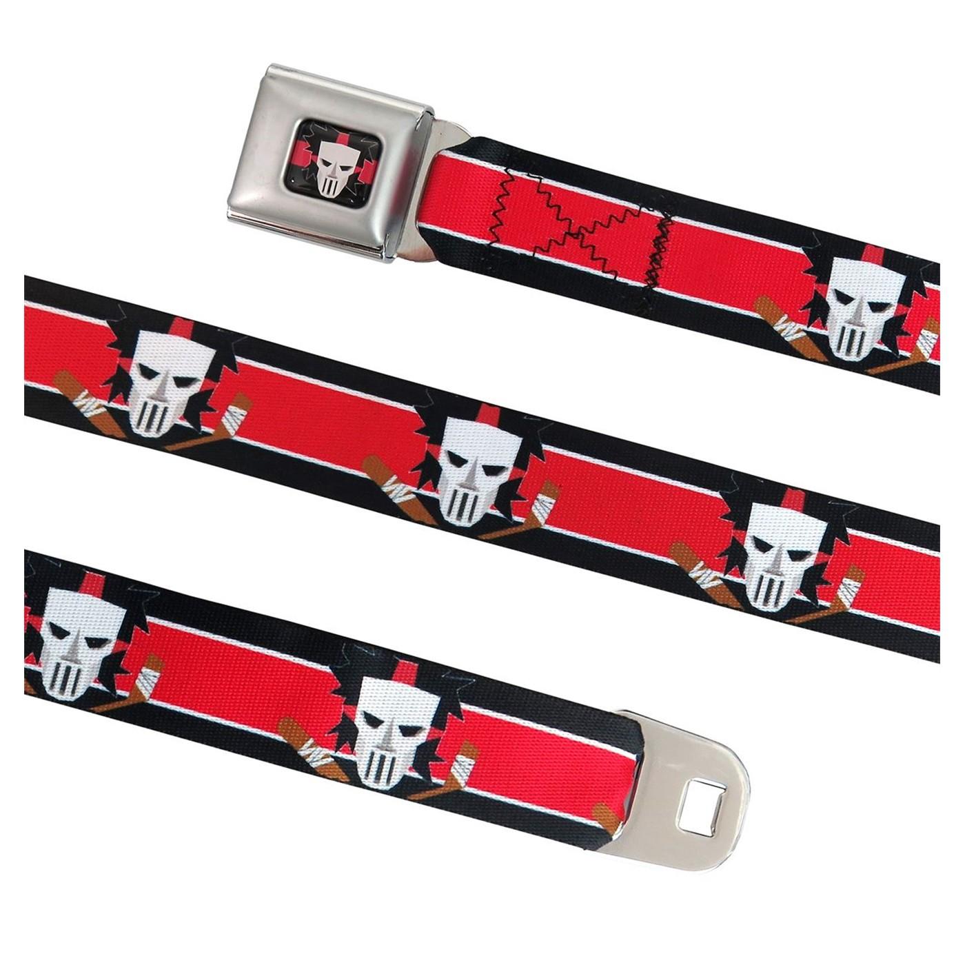 TMNT Casey Jones Seatbelt Belt