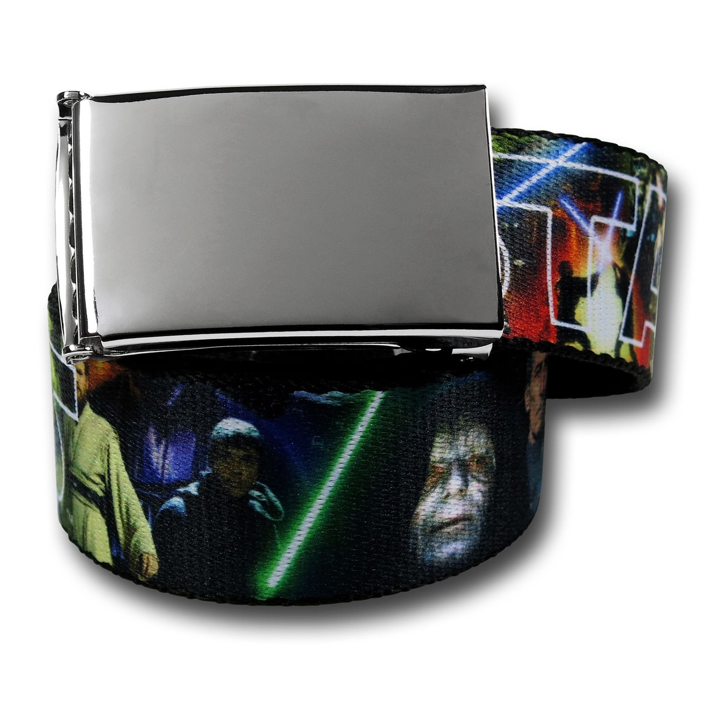 Star Wars Movie Scenes Web Belt