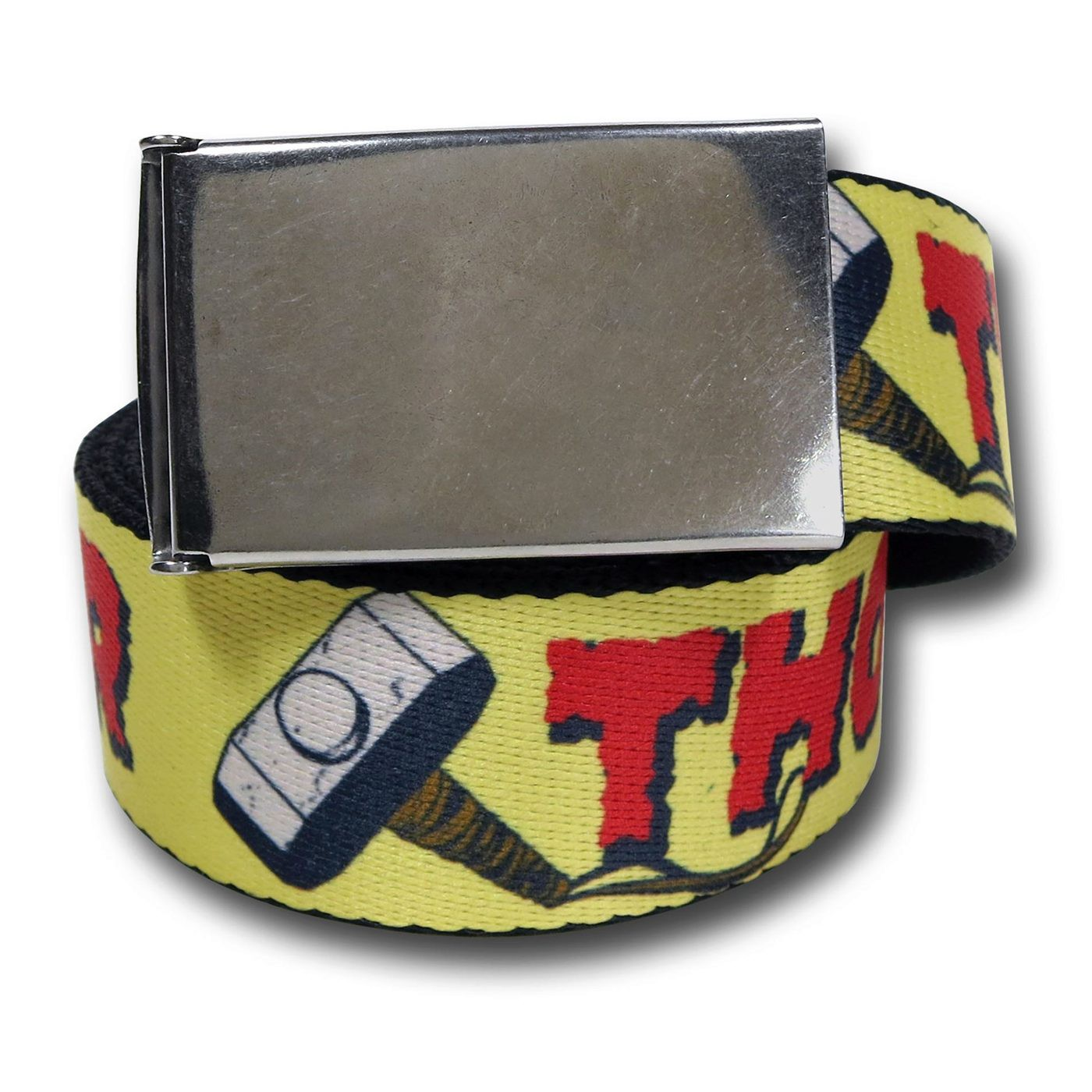 Thor Retro Mjolnir Web Belt