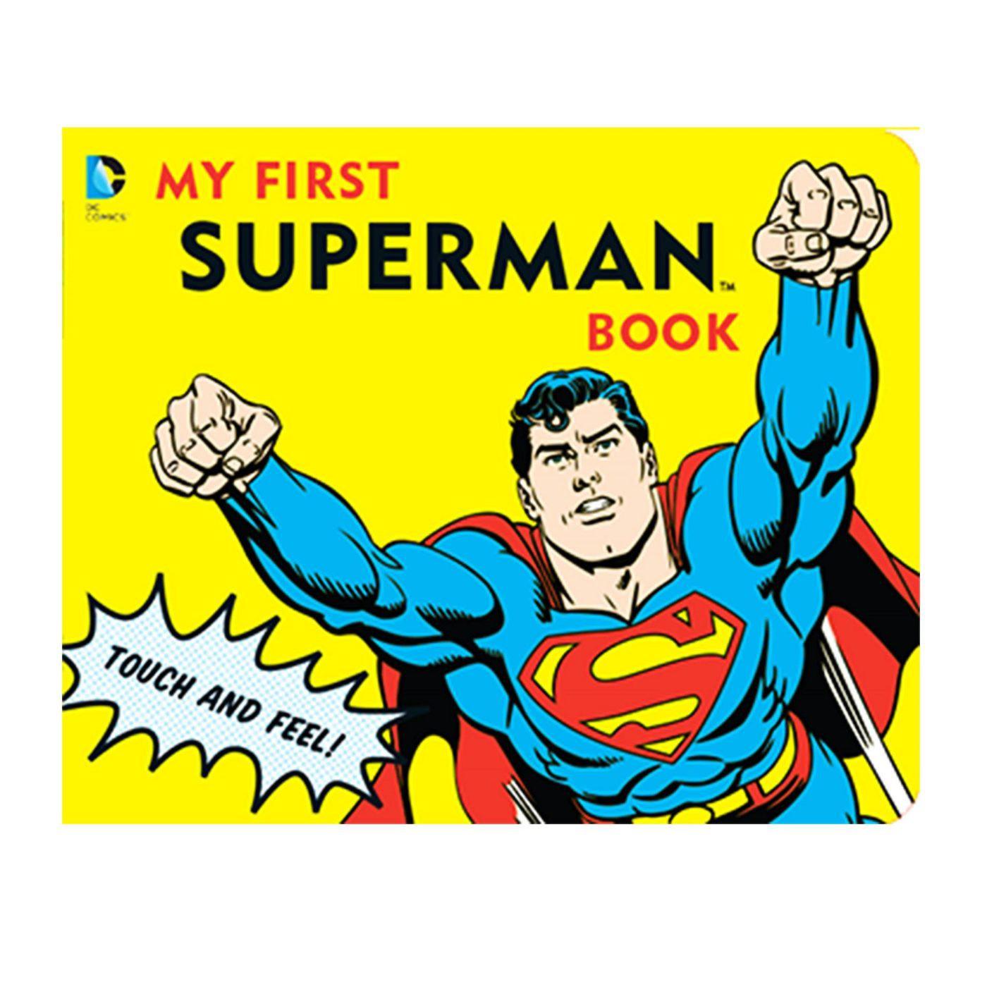 My First Superman Book