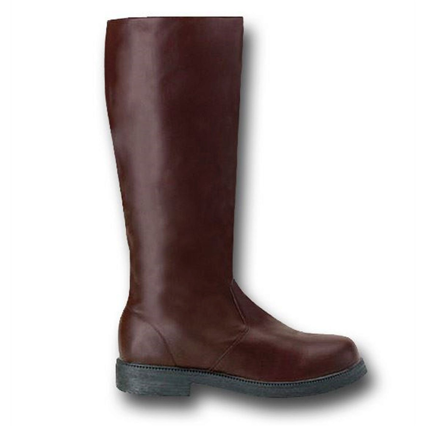 Brown Boots Captain Style For Men