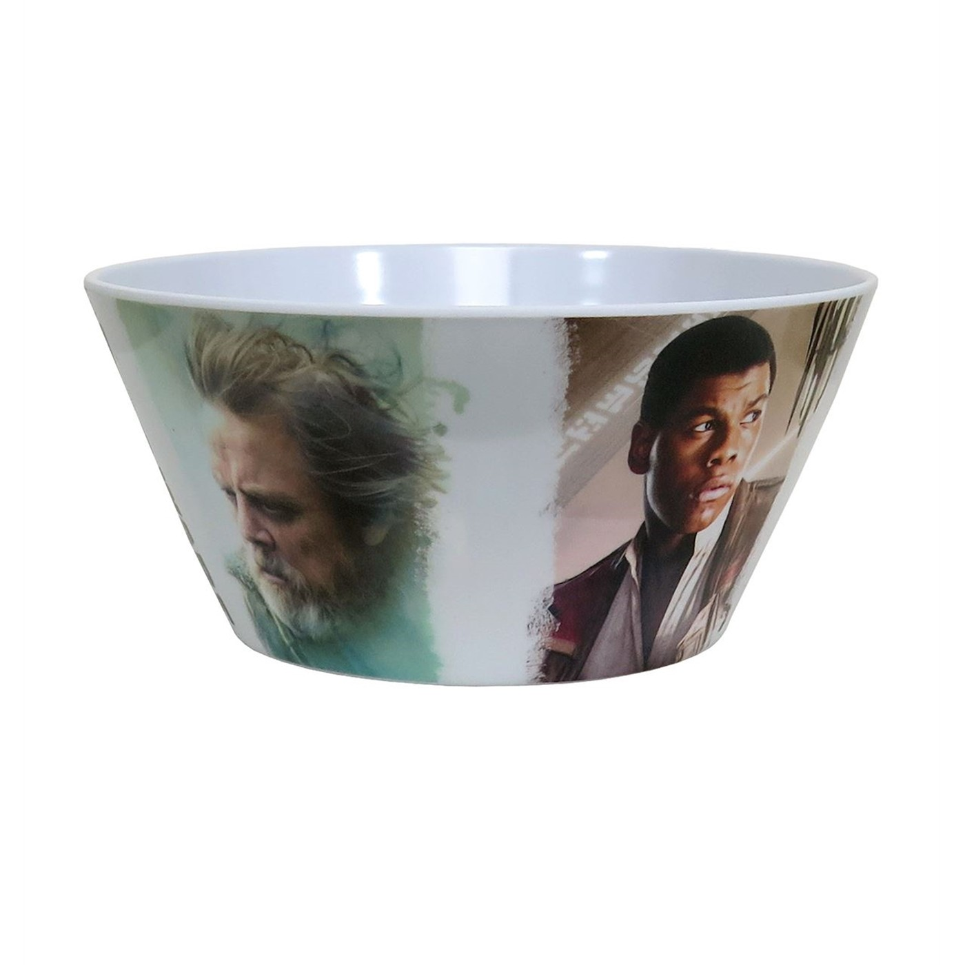 Star Wars Last Jedi 6-Inch Plastic Soup Bowl