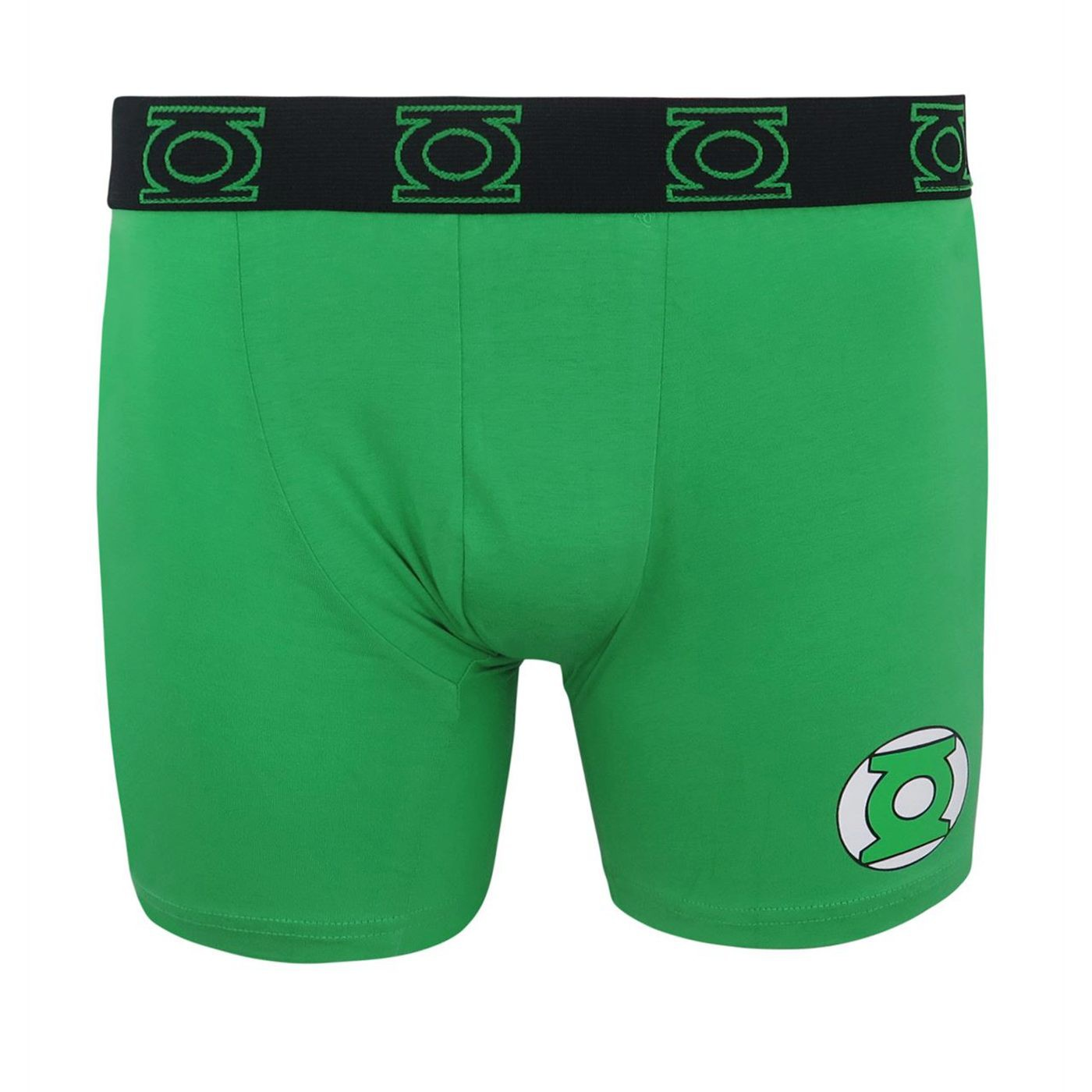 Green Lantern Men's Underwear Fashion Boxer Briefs