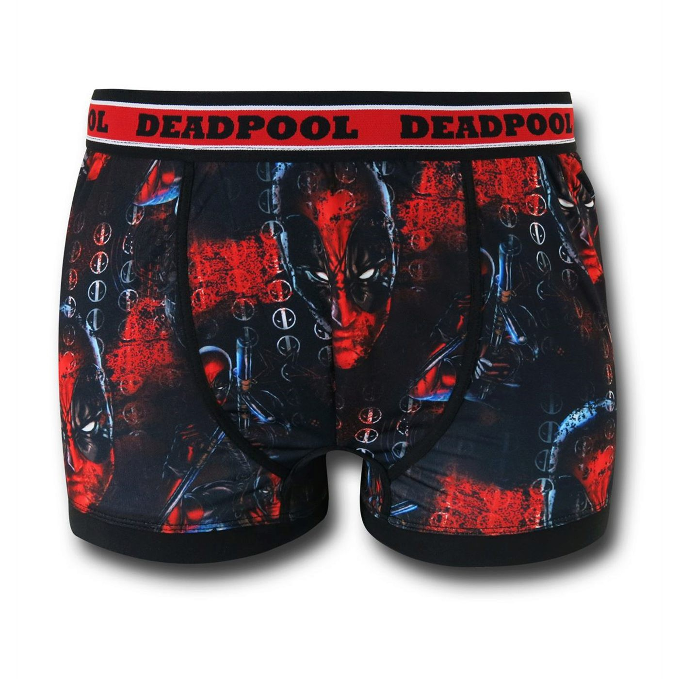 Deadpool Sublimated Men's Boxer Briefs