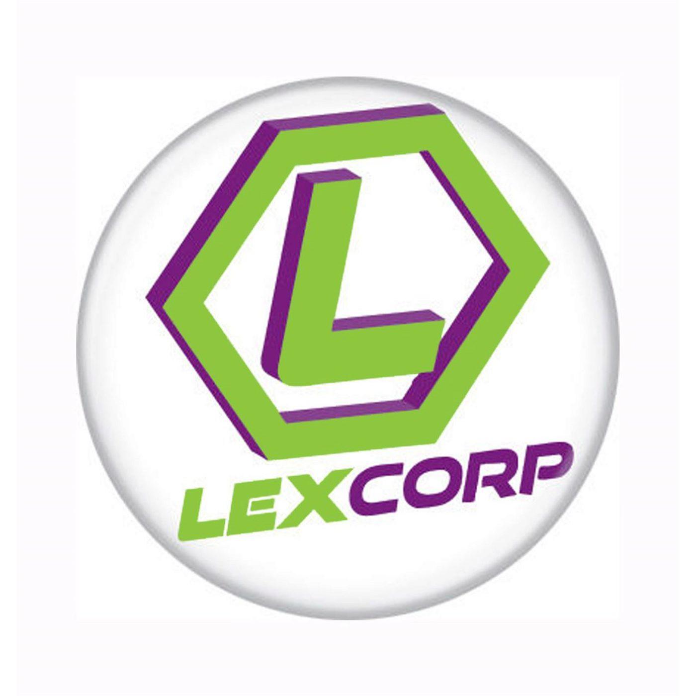 Lex Corp Button