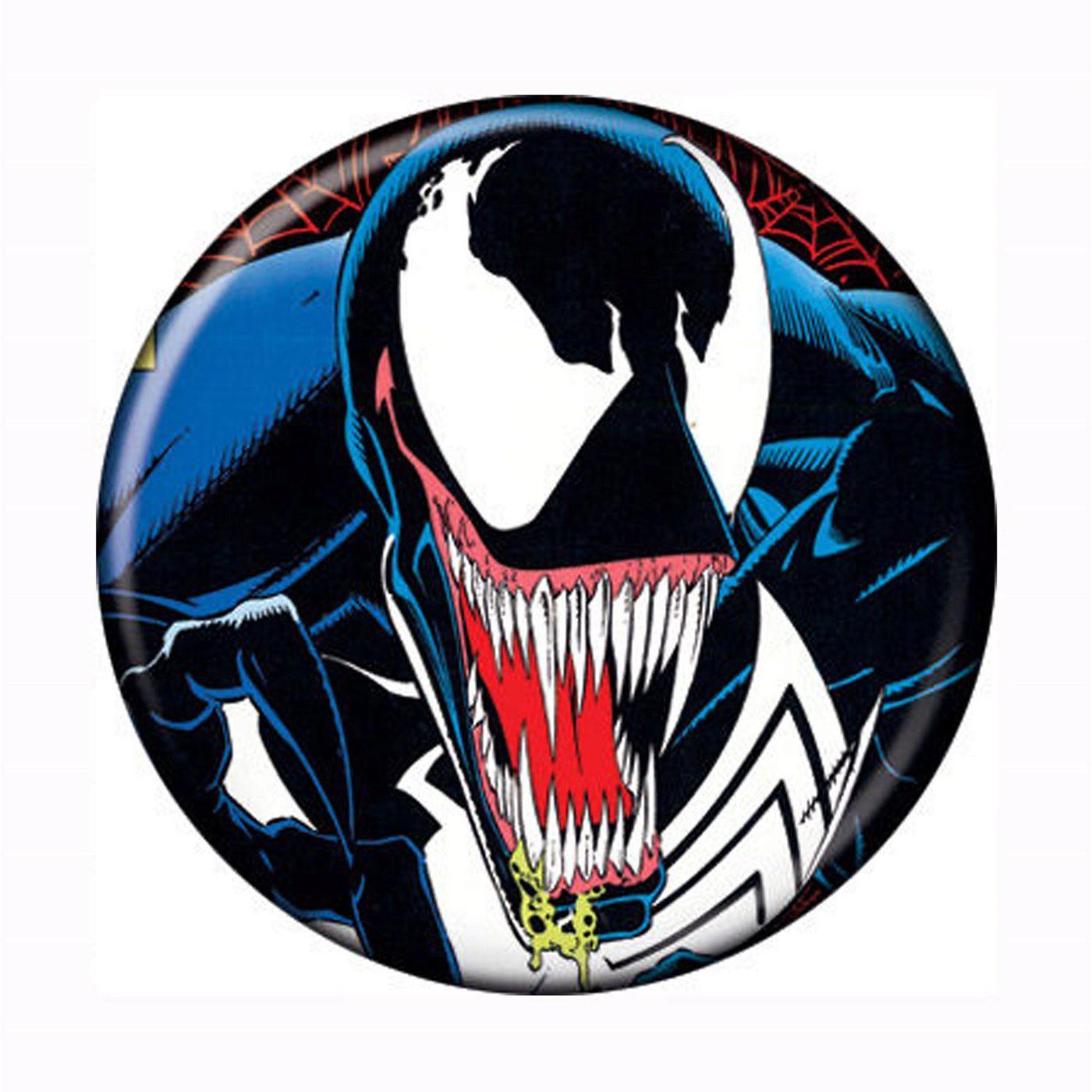 Venom Head Button