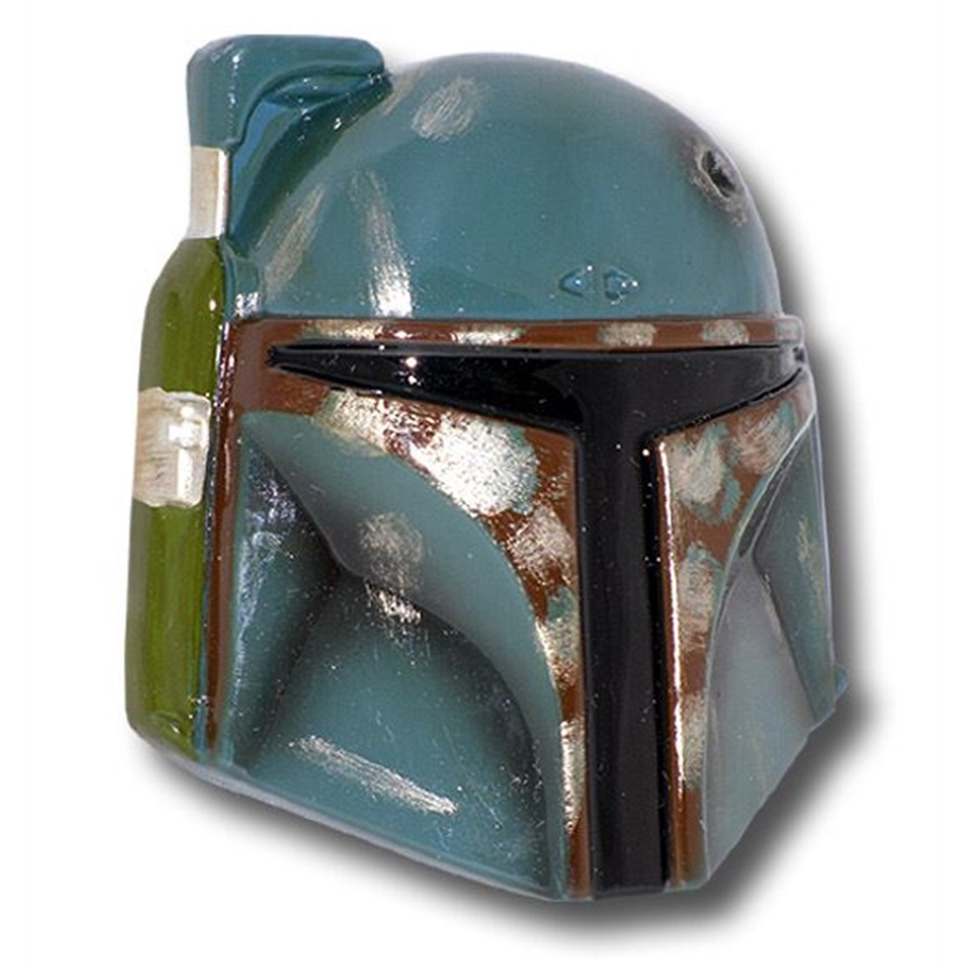 Star Wars Boba Fett Head Belt Buckle
