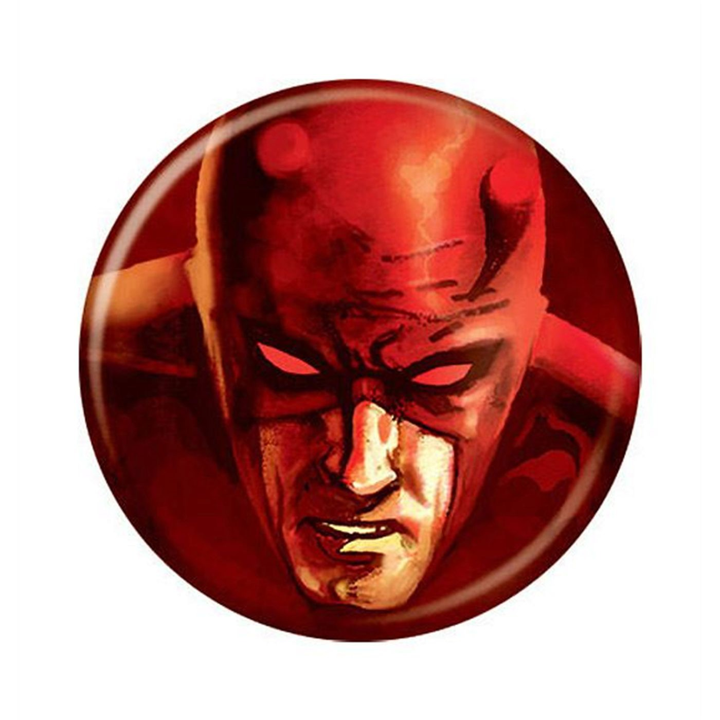 Daredevil Face Button