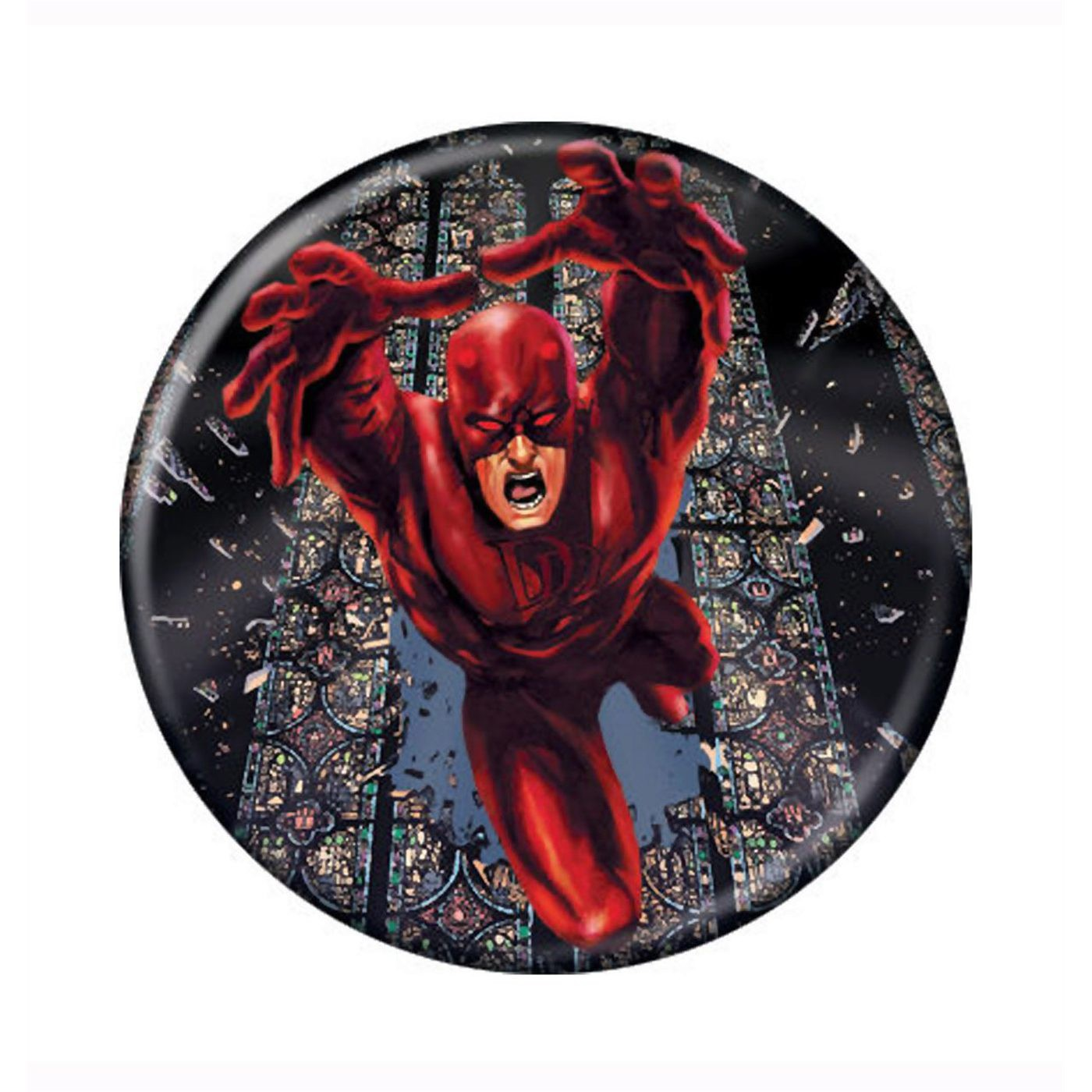 Daredevil Leap Button