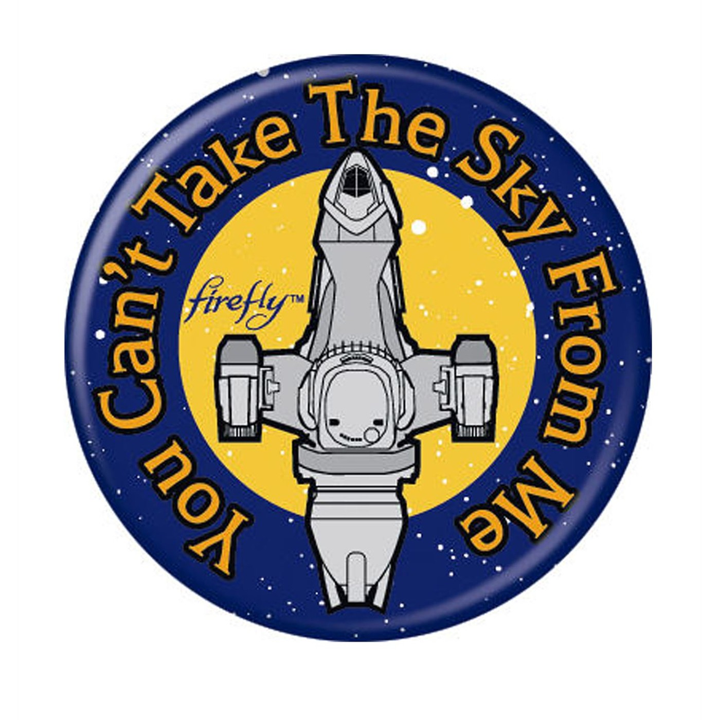 Firefly Serenity Aim Button