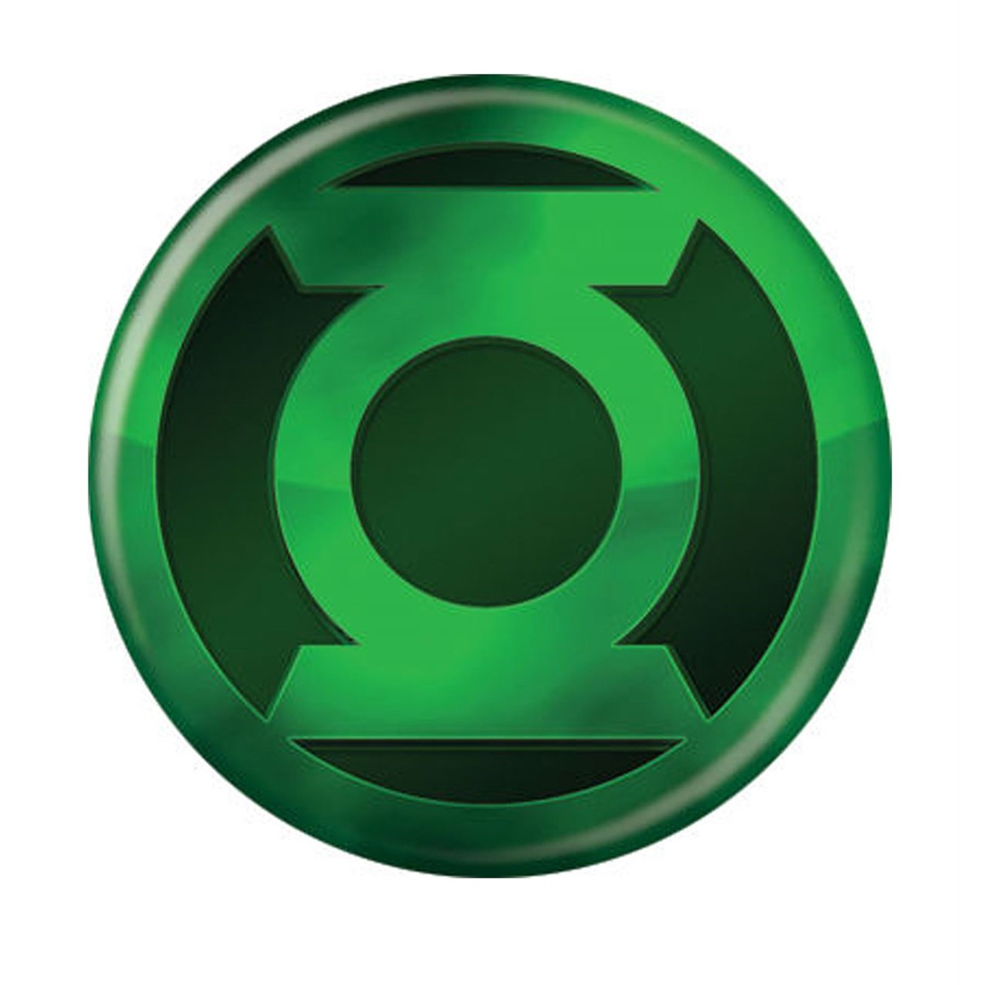 Green Lantern Corps Symbol Button