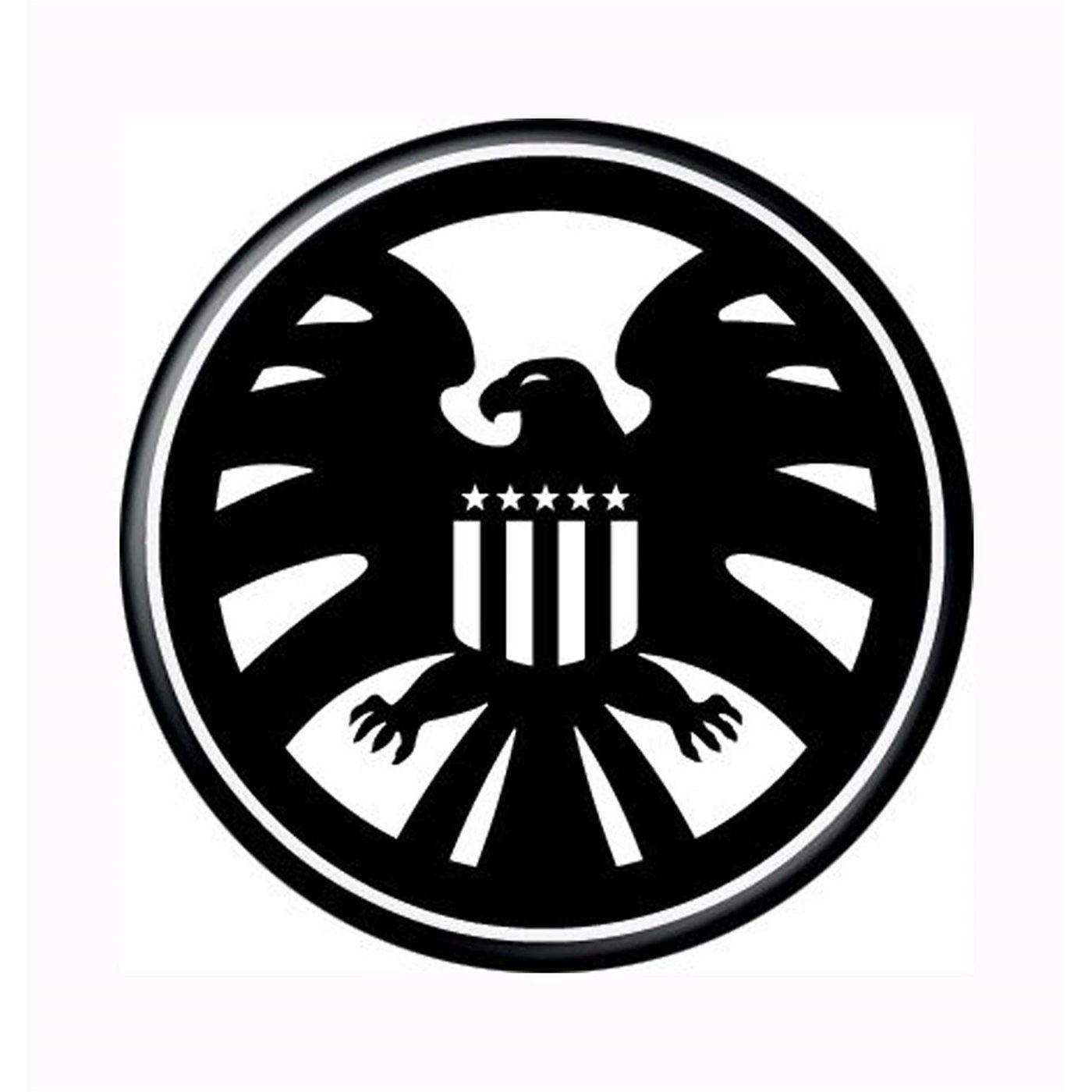 Shield Symbol Button