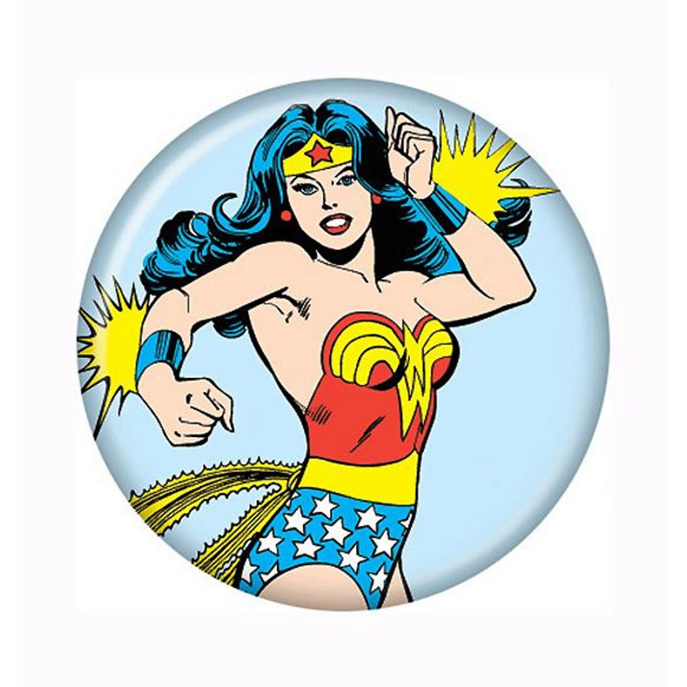 Wonder Woman Bullets And Bracelets