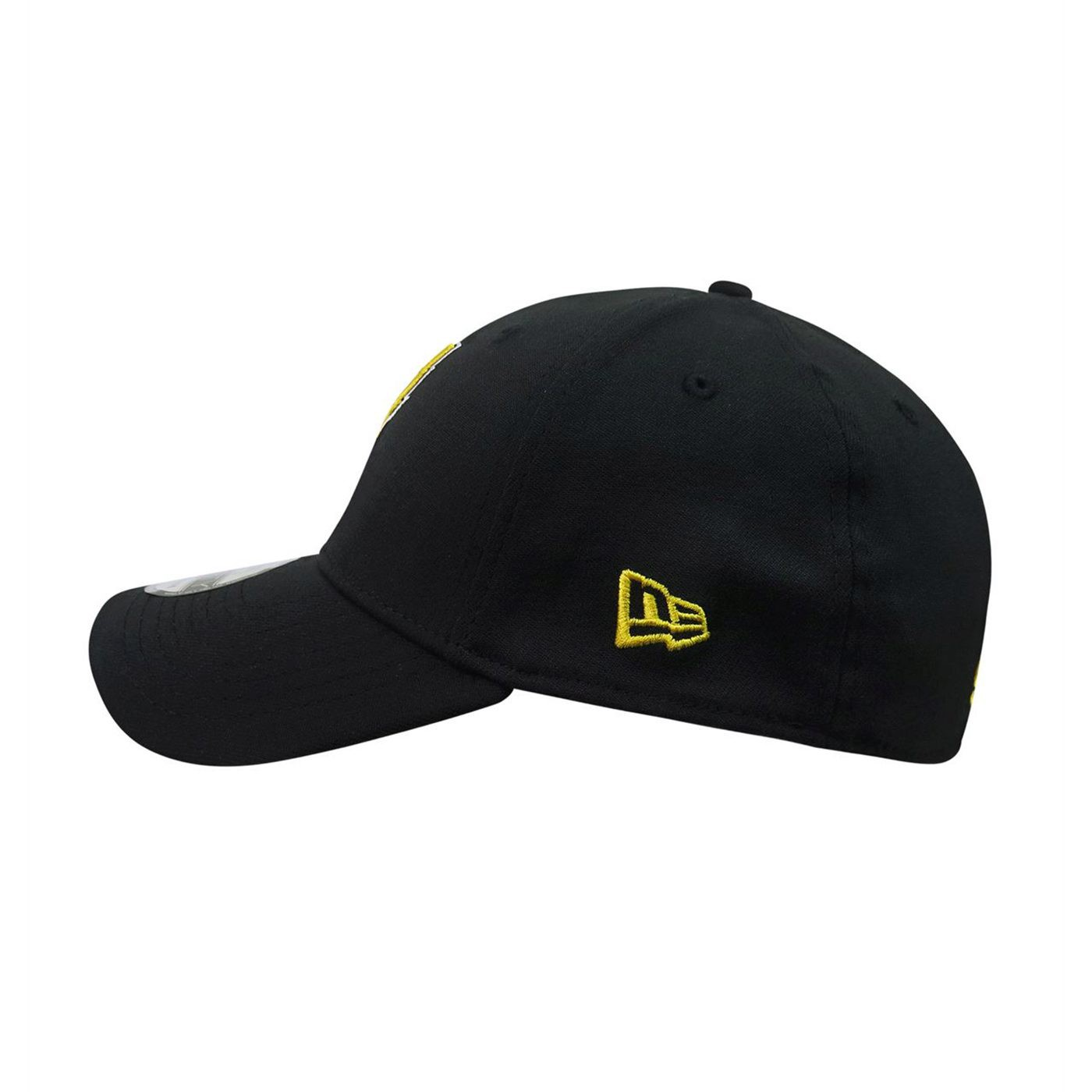 Black Adam Lightning 39Thirty Fitted Hat