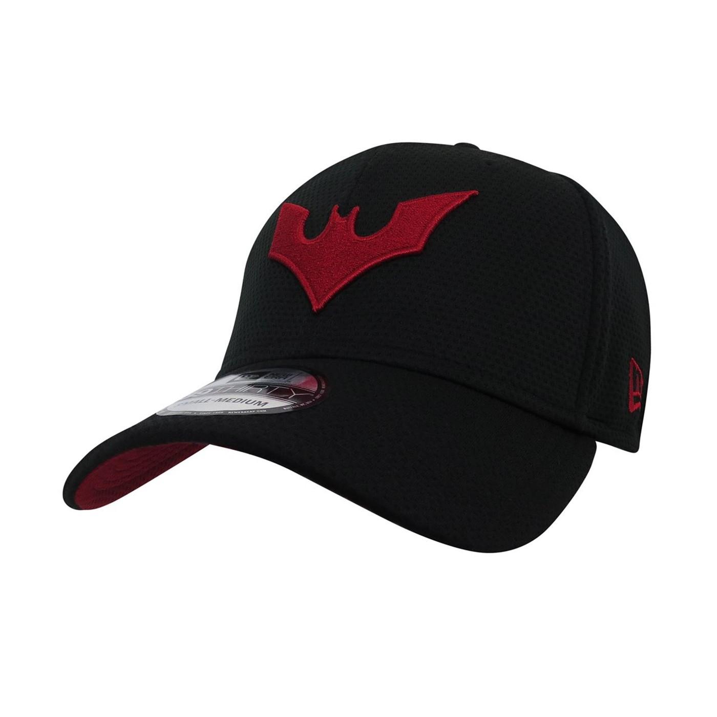 Batman Beyond Symbol 39Thirty Fitted Hat