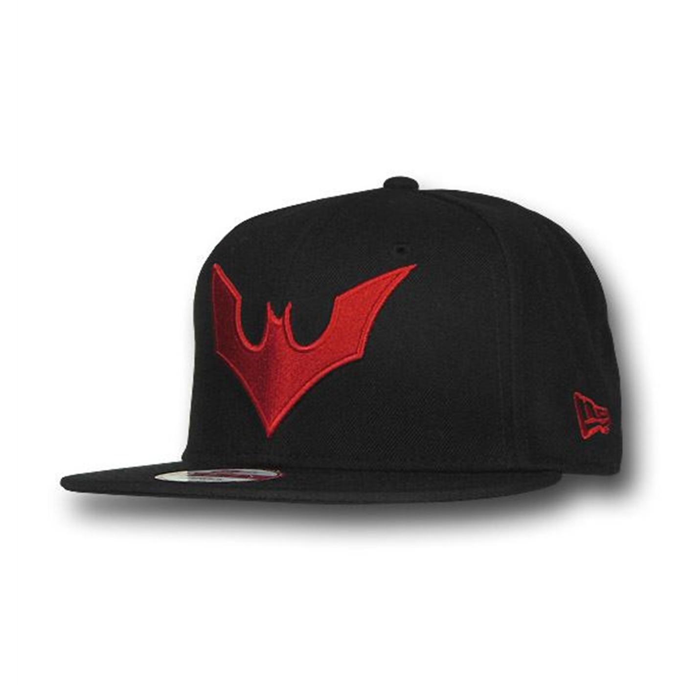 Batman Beyond Symbol 9Fifty Black Snapback Hat