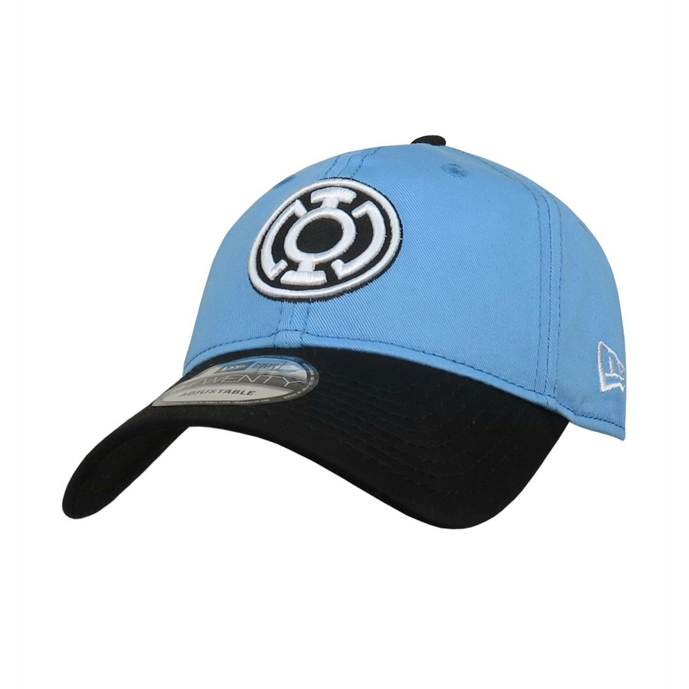 Blue Lantern Symbol 9Twenty Adjustable Hat
