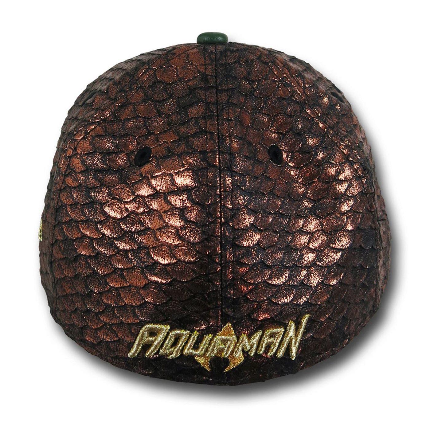 Batman Vs Superman- Aquaman Symbol New Era 59Fifty Hat