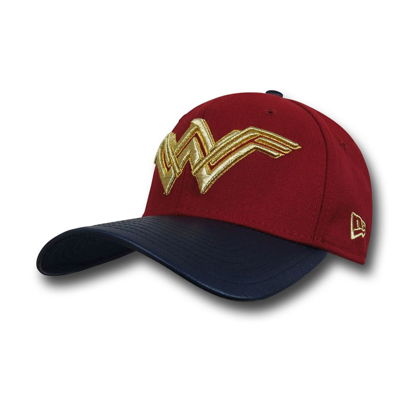 Batman Vs Superman Wonder Woman Symbol 39Thirty Flex Fitted Hat