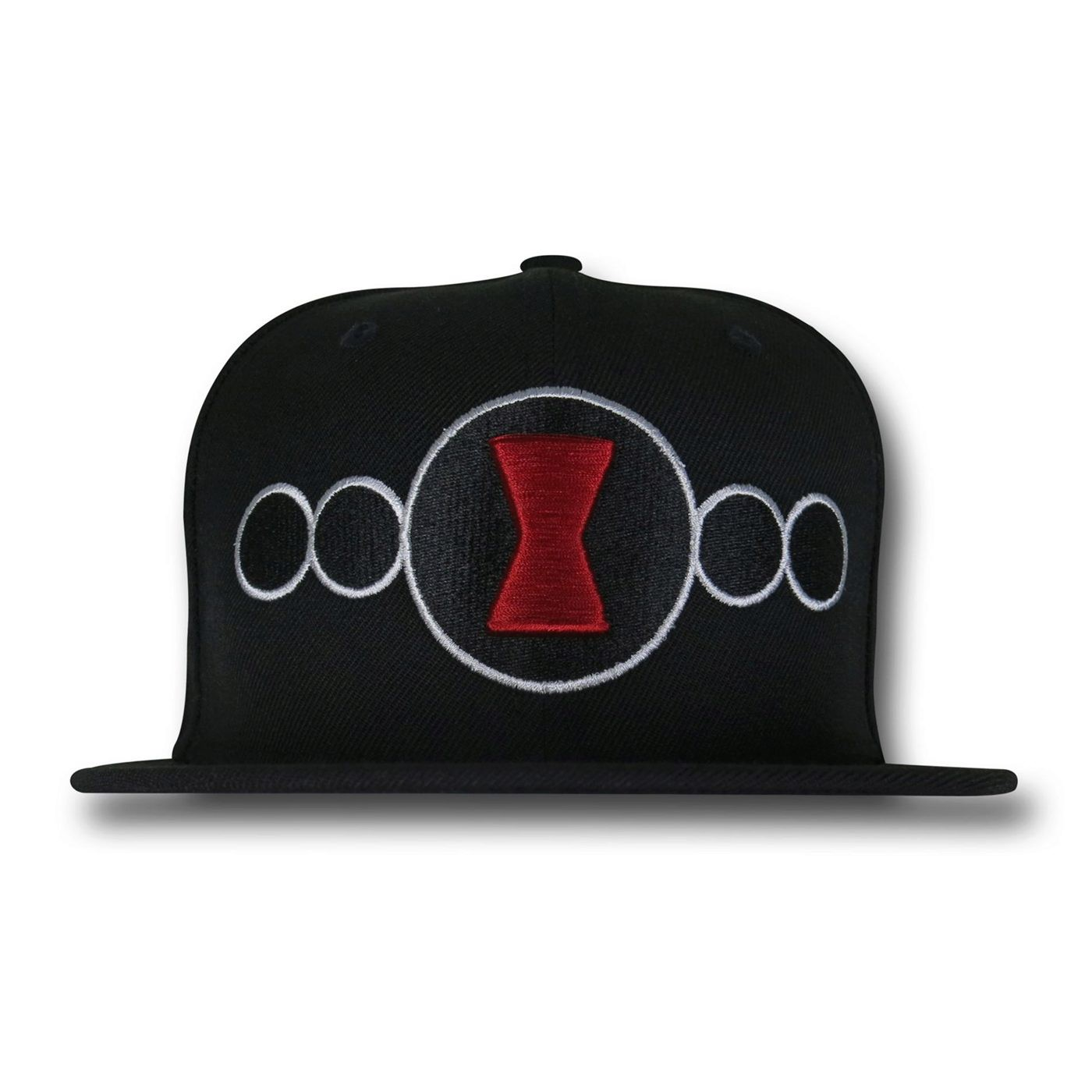 Black Widow Symbol 59Fifty Fitted Cap