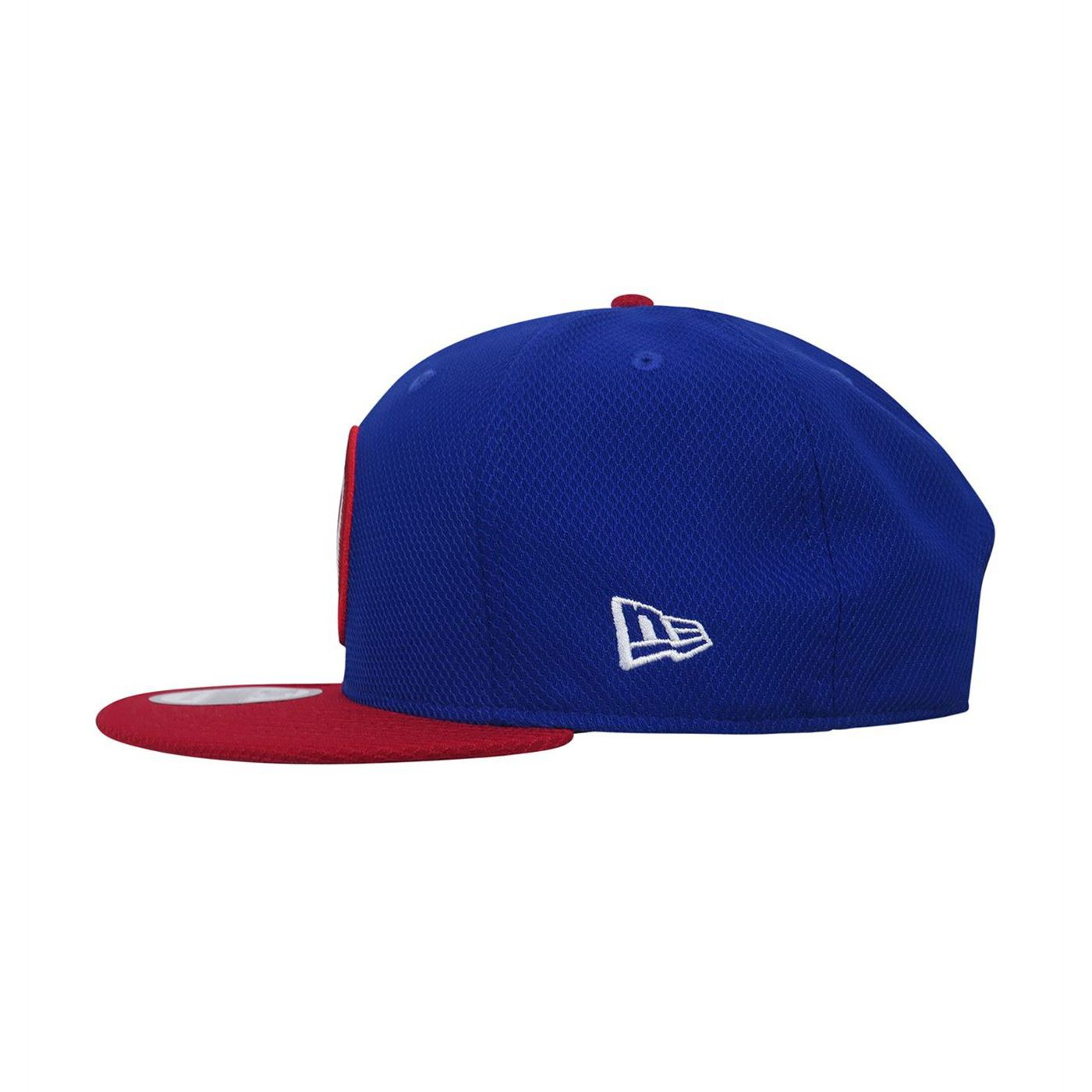 Captain America Shield Blue 9Fifty Hat