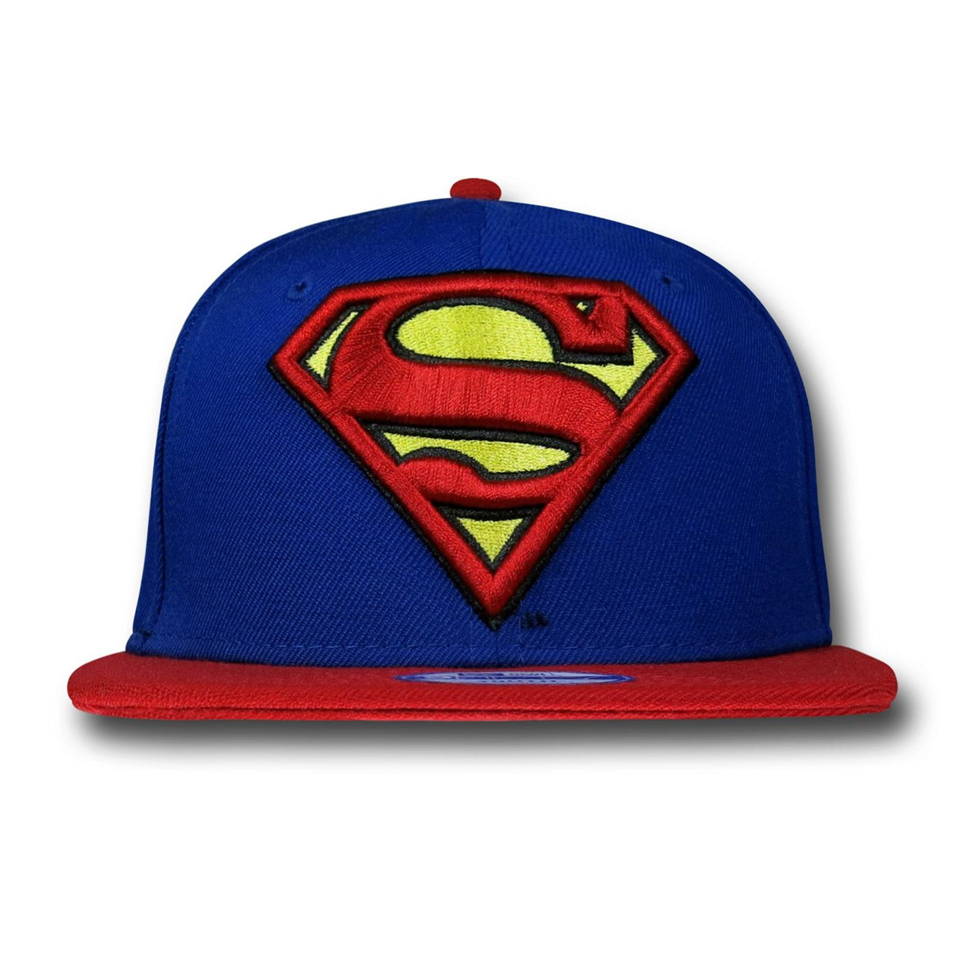 Superman Symbol Kids Blue 9Fifty Cap