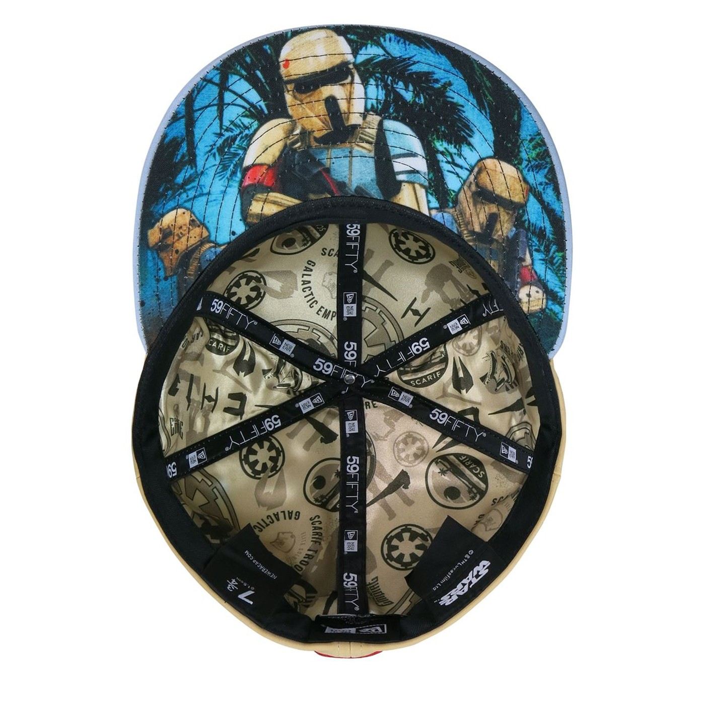 Star Wars Rogue One Sand Trooper 59Fifty Hat