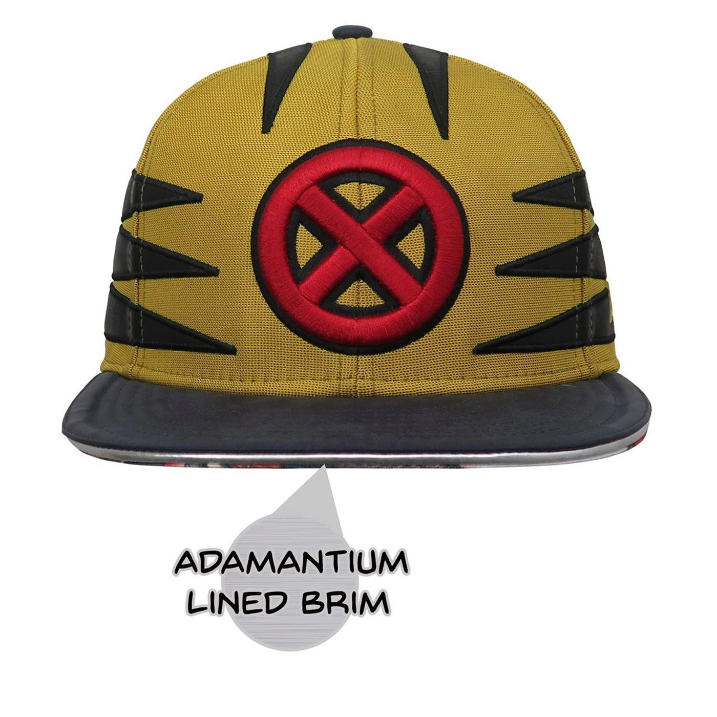 Wolverine Classic Costume Armor 59Fifty Hat