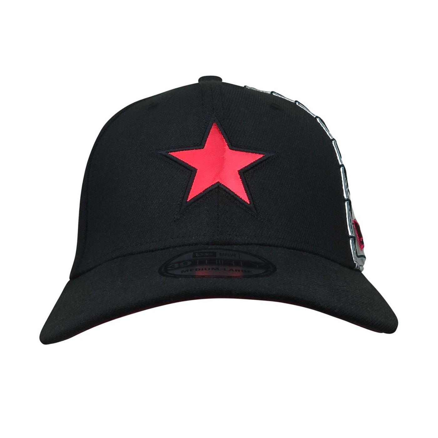 Winter Soldier Armor 39Thirty Fitted Hat