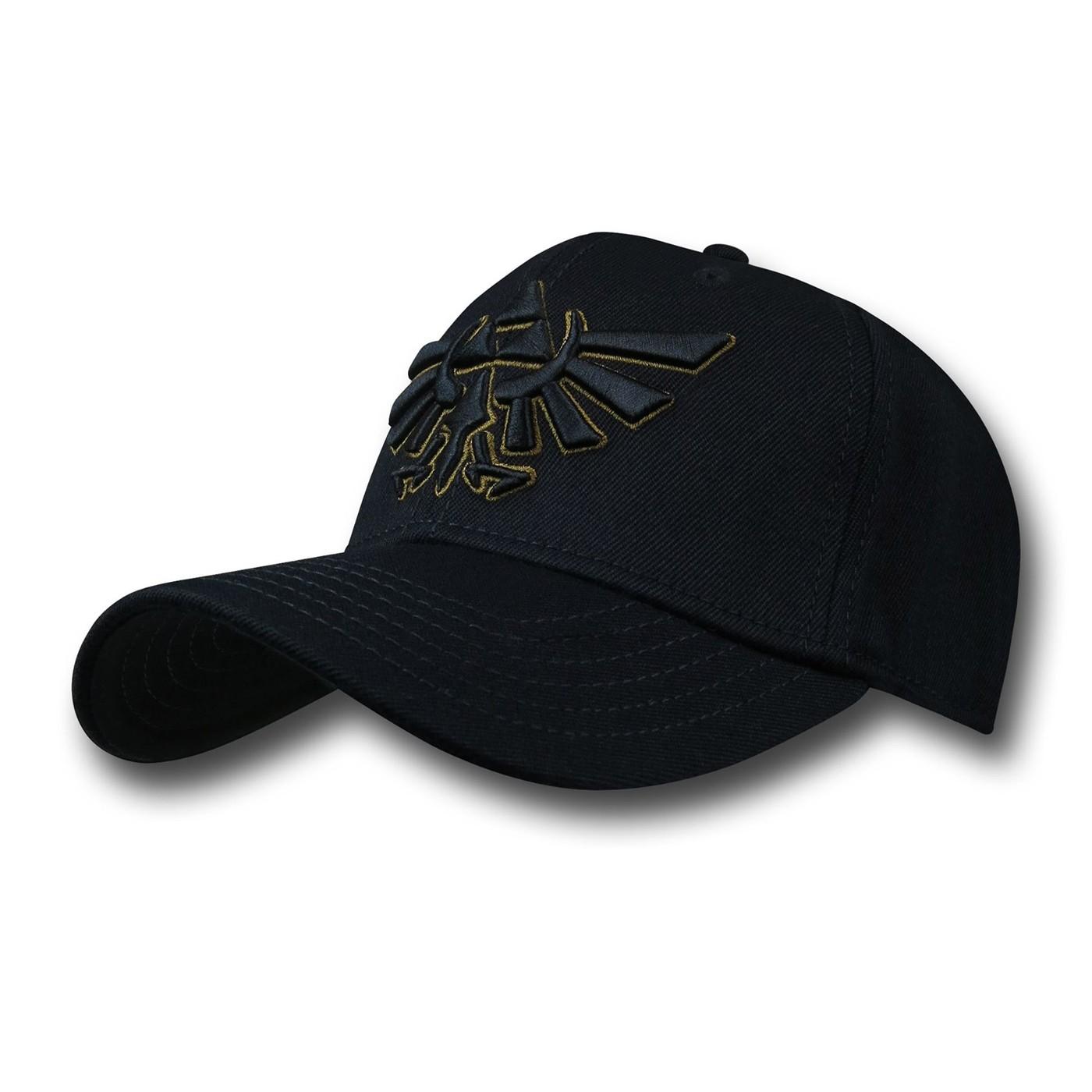 1a1b7c02a Zelda Triforce Flex Fit Hat