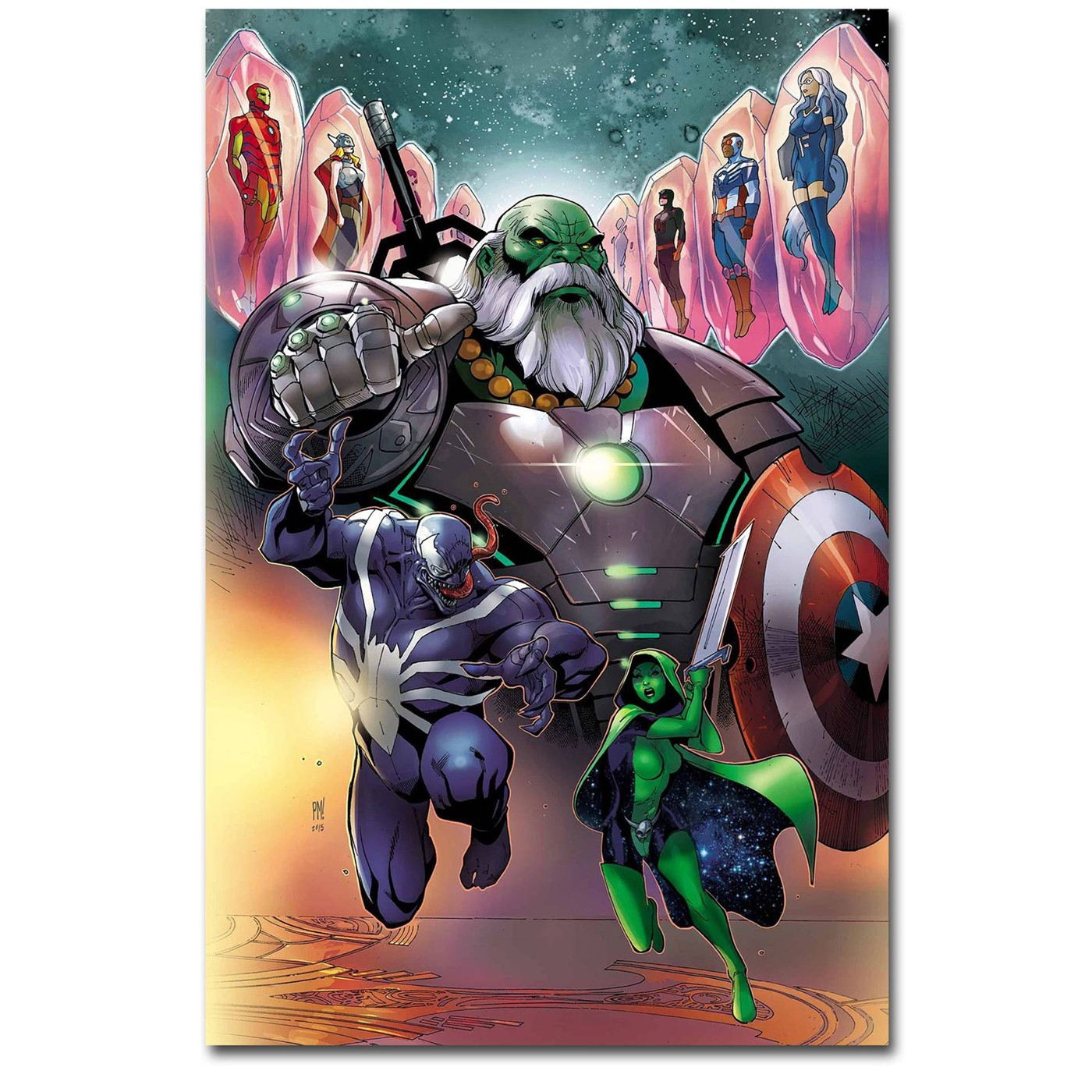 All New All Different Marvel Comic Book Binge Pack for October