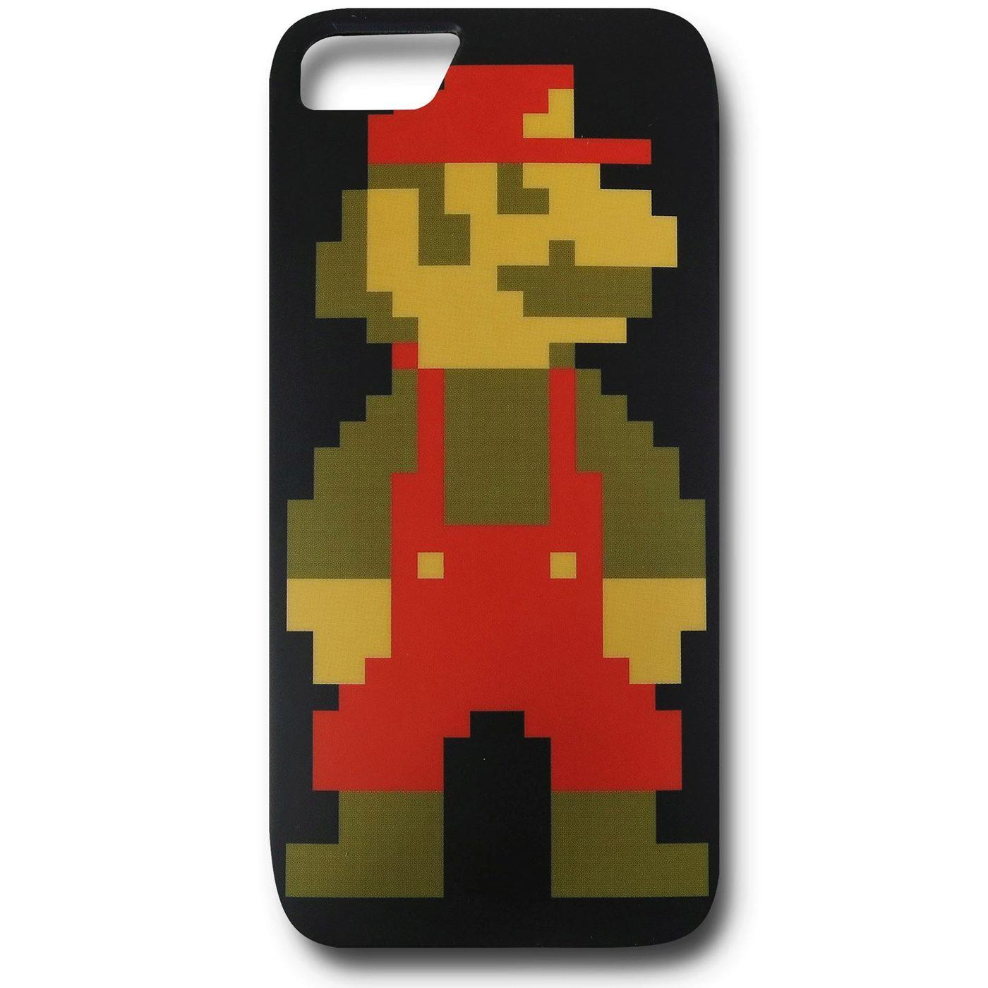 Nintendo Big Mario iPhone 5 Case
