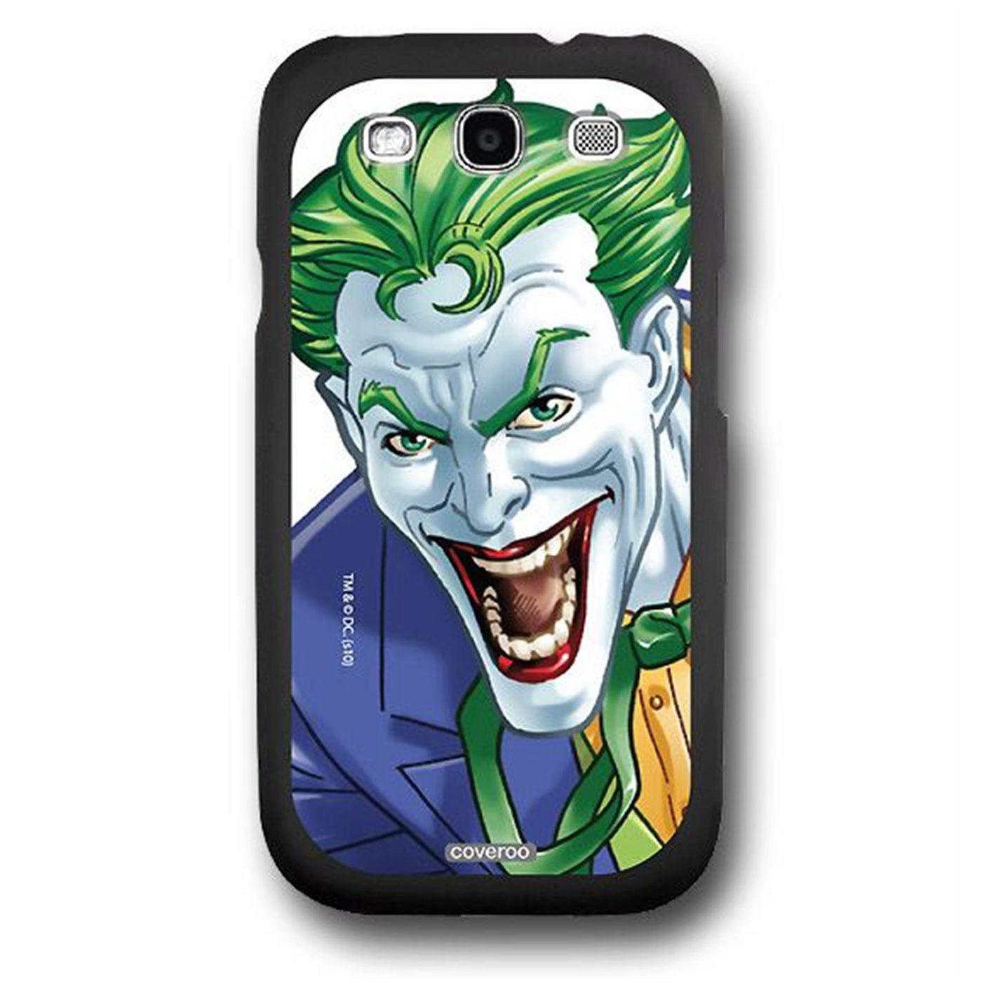 Joker Close-Up Galaxy S3 Thinshield Case