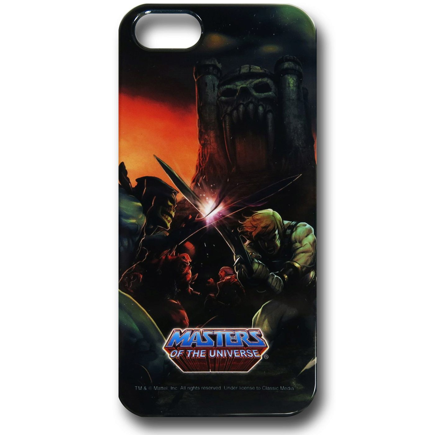 Masters of the Universe iPhone 5 Snap Case