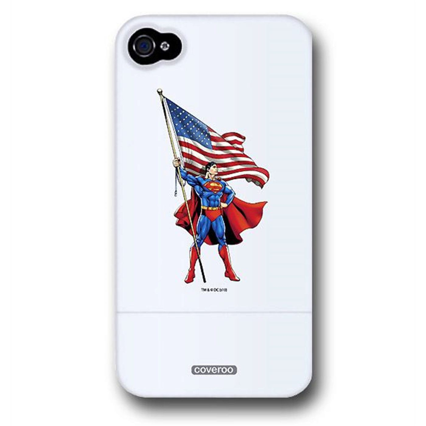 Superman American Way iPhone 4 Slider Case