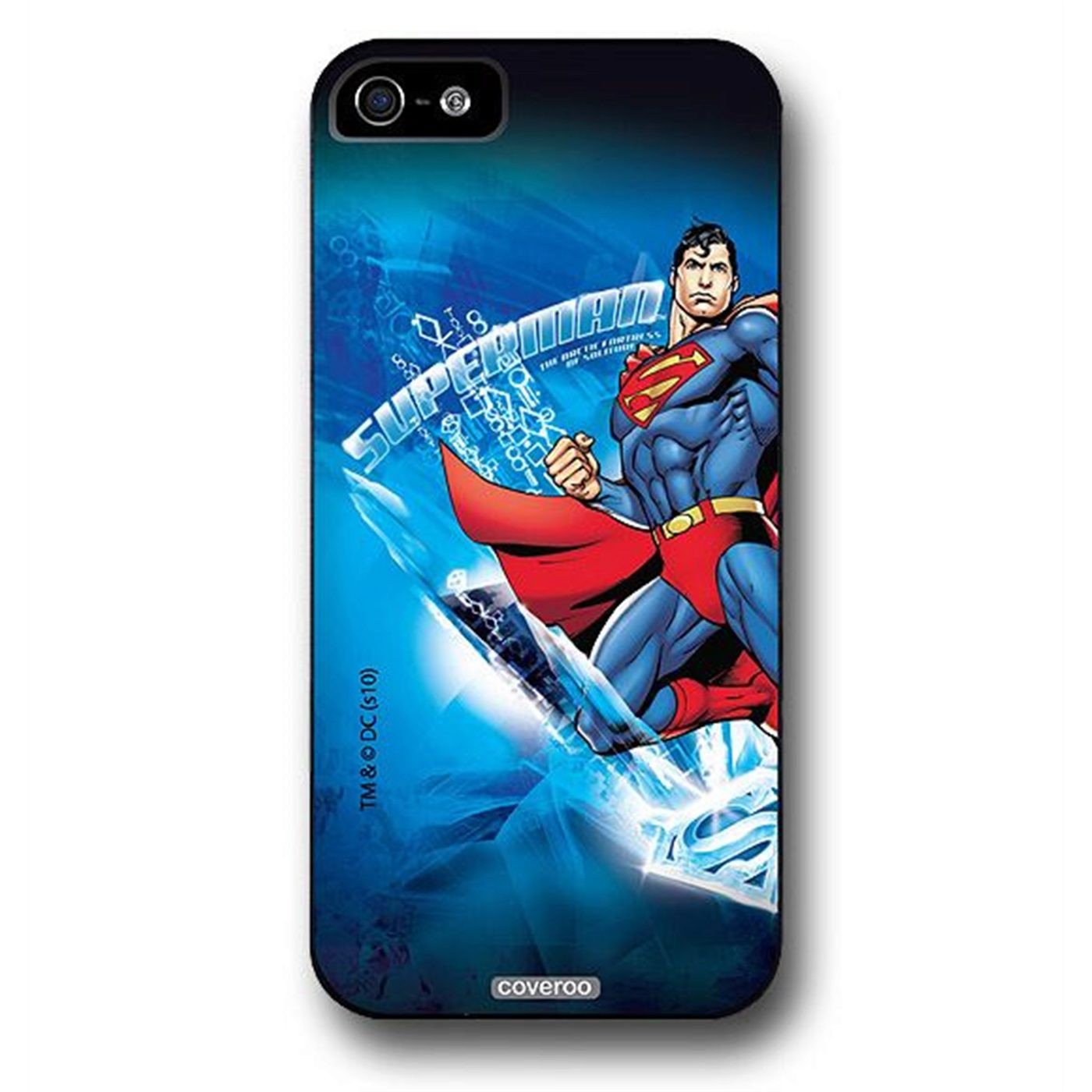 Superman Stance iPhone 5 Snap Case